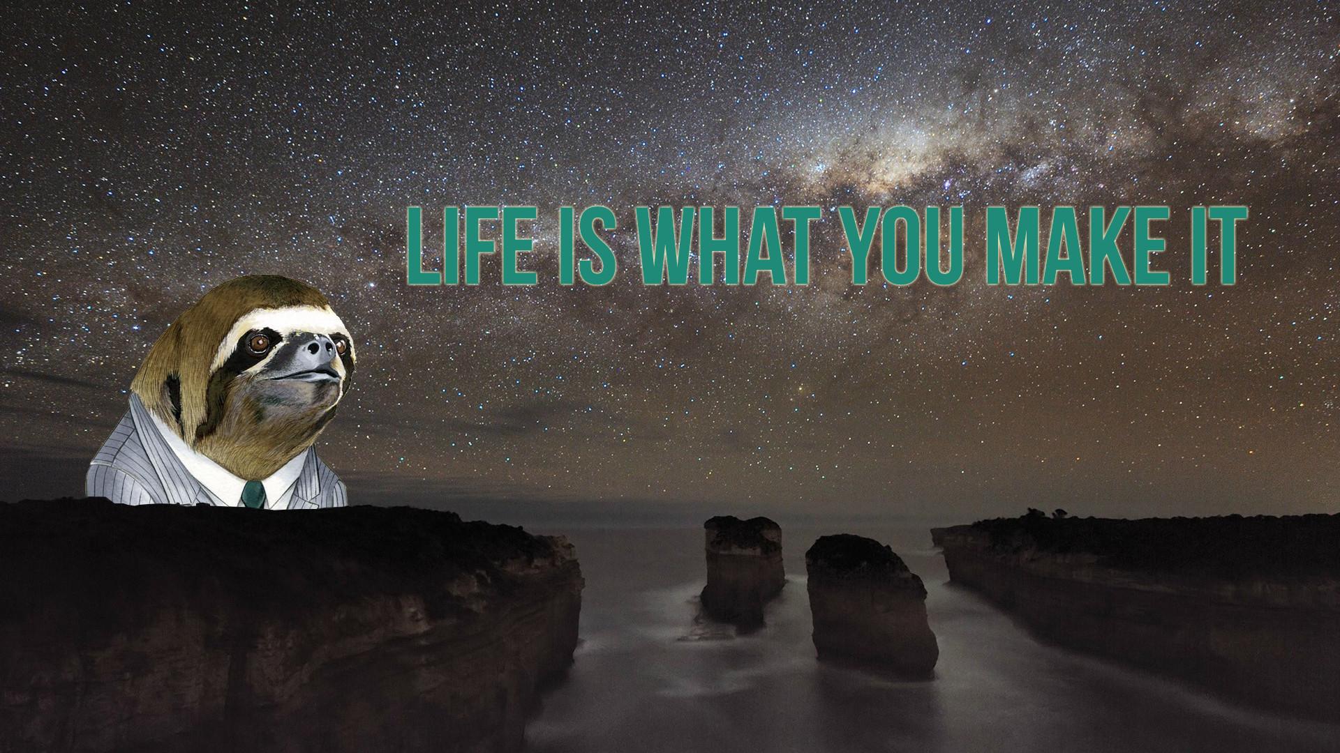 Res: 1920x1080, LIFE IS WHAT YOU MAKE IT Australia sky atmosphere phenomenon