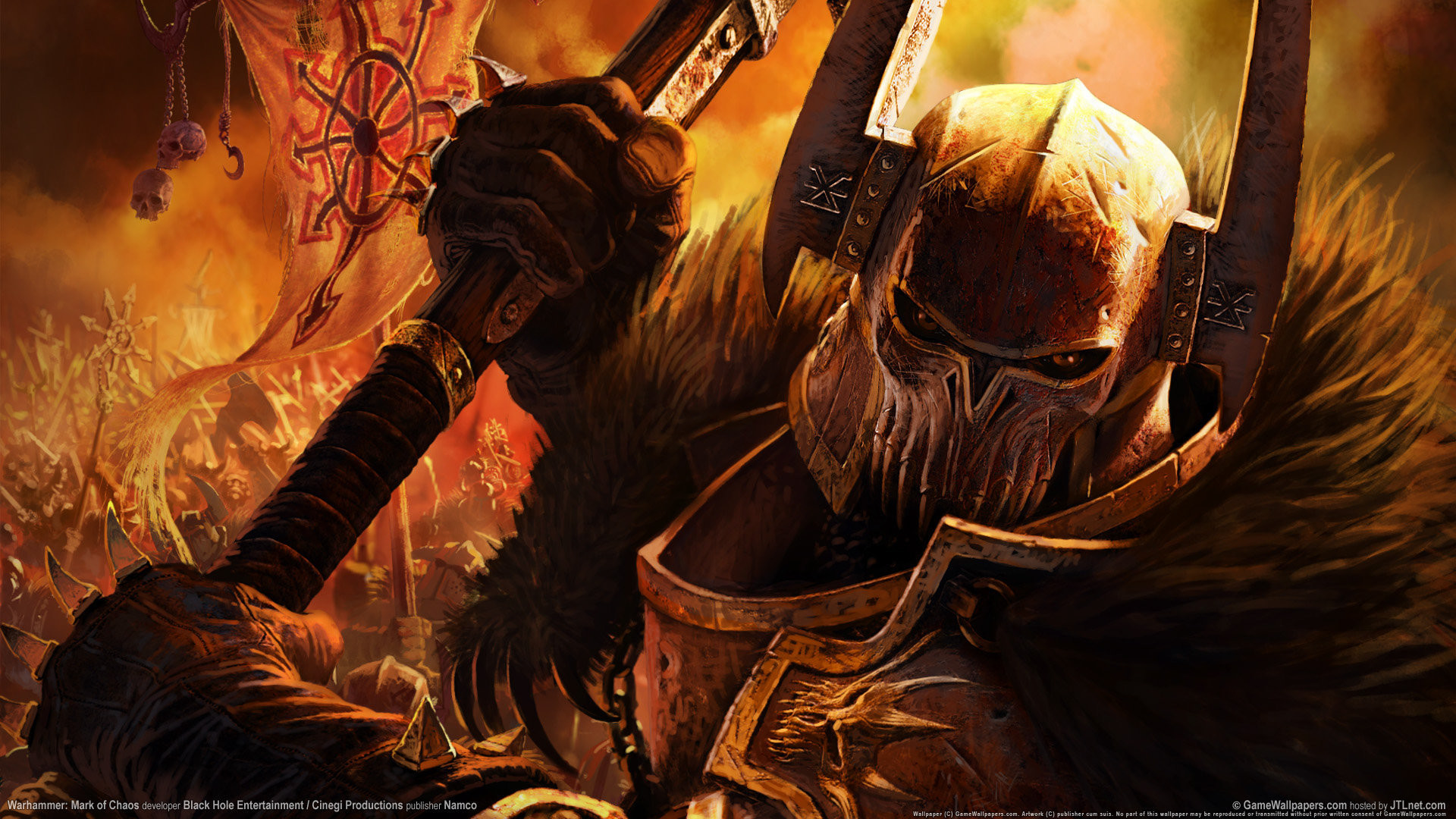 Warhammer Wallpapers Hd Wallpaper Collections