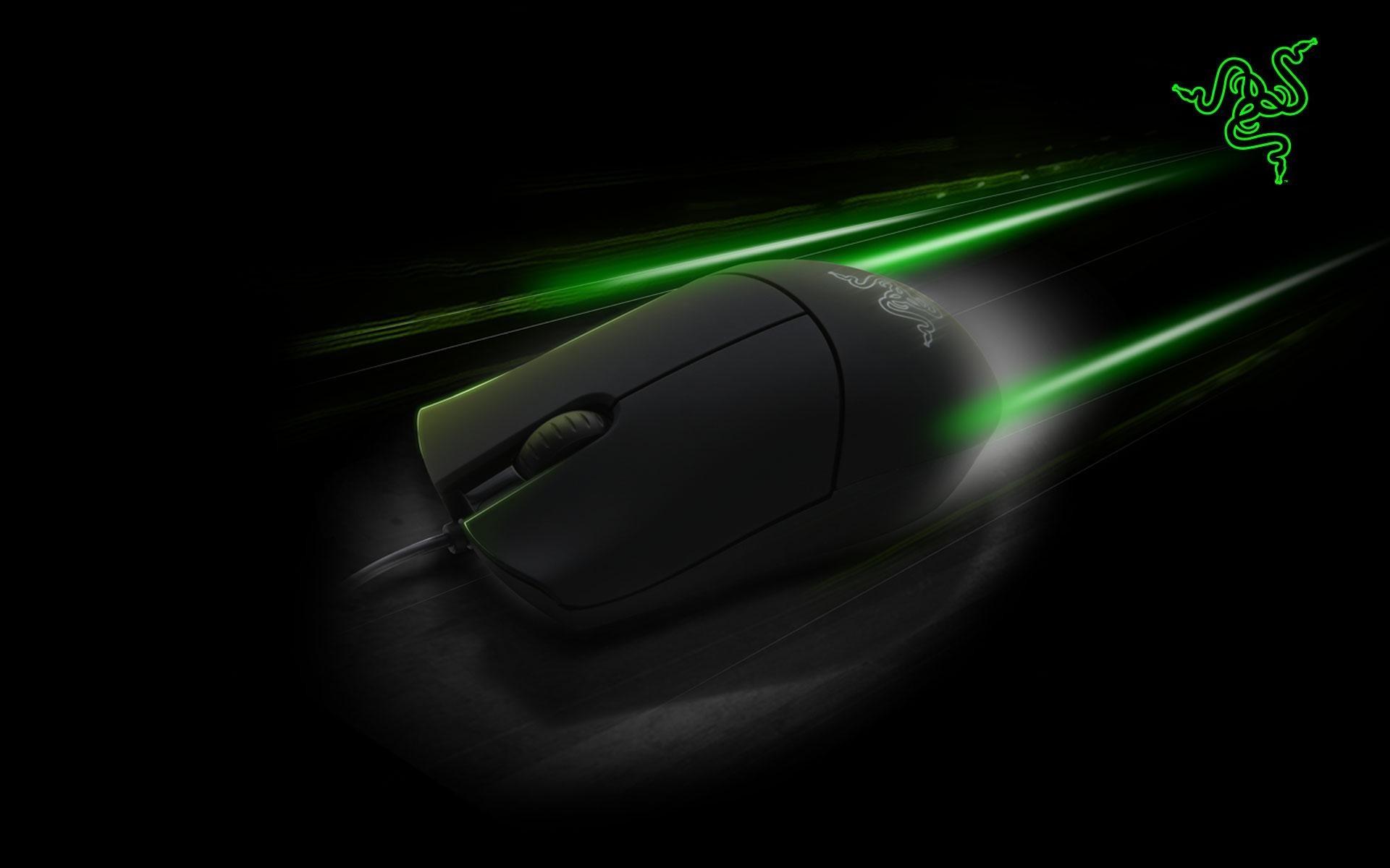 Res: 1920x1200, Razer Gaming Mouse Wallpaper