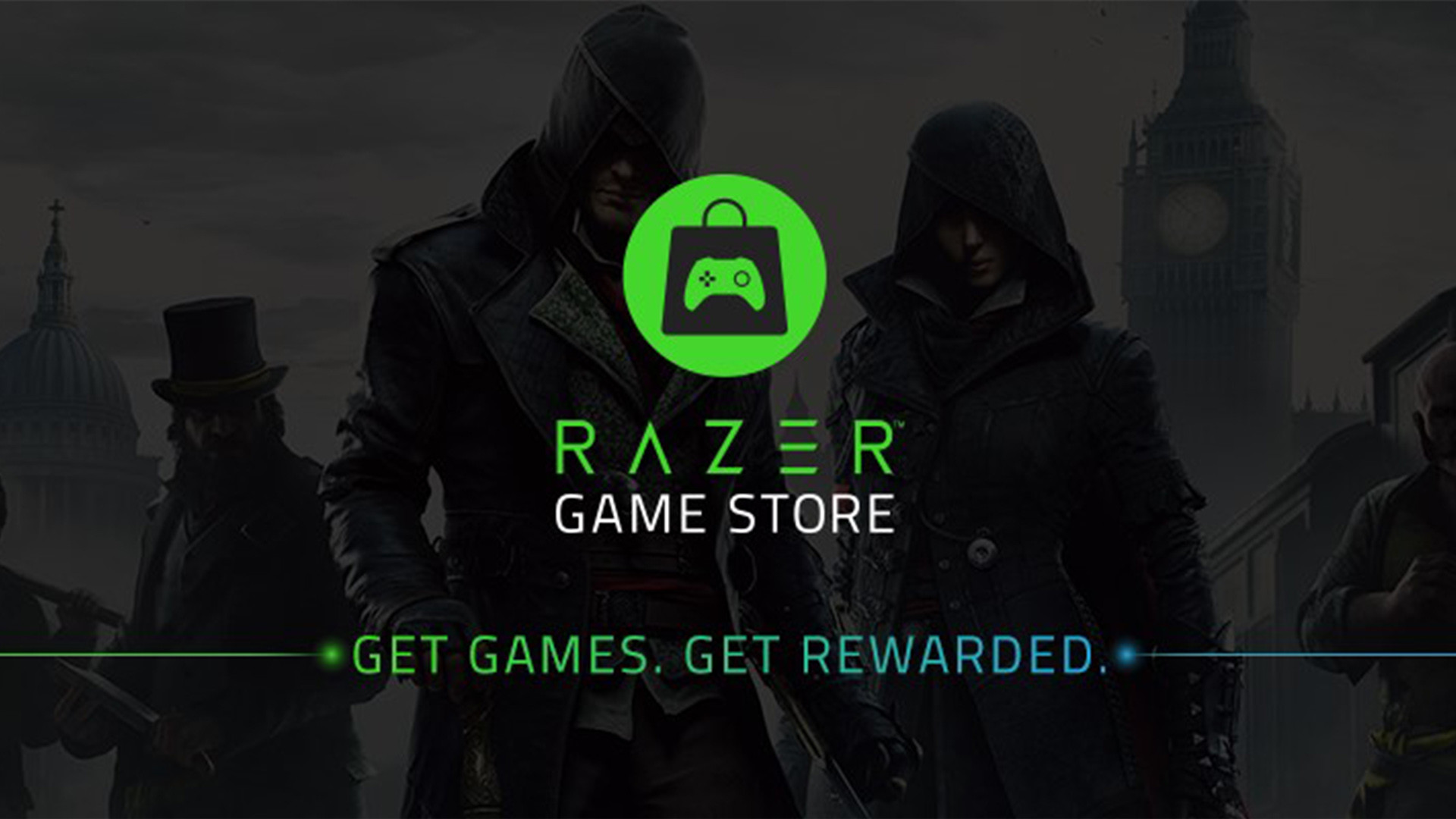Res: 1920x1080, Razer Launches Digital Gaming Store