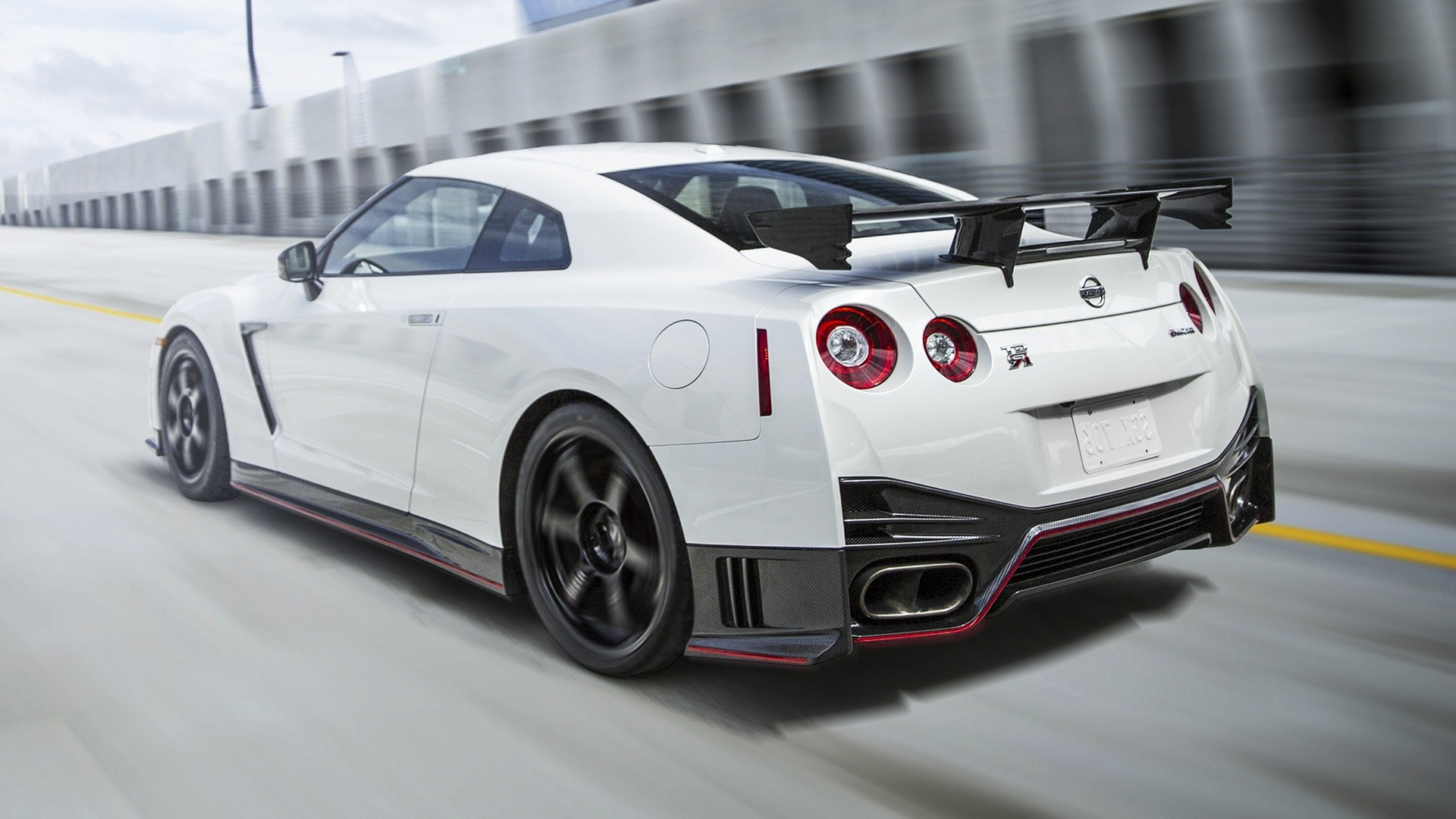 Res: 1920x1080, ... Nissan GT R Nismo Wallpapers for PC Desktop