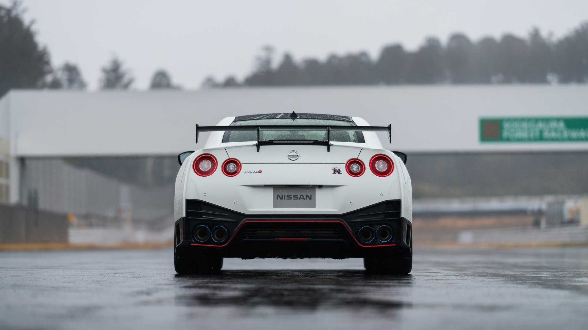 Res: 1920x1080, Back to 87+ Nissan GT-R Nismo Wallpapers