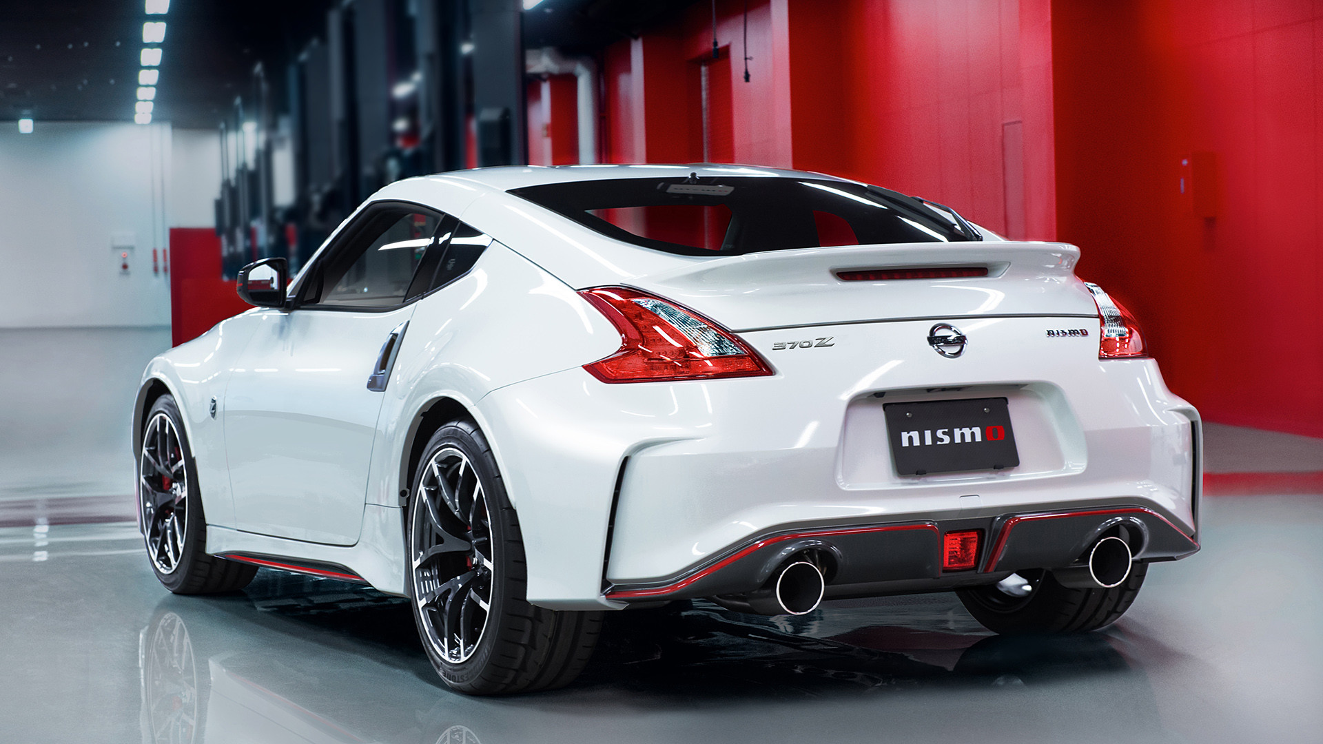 Res: 1920x1080, 2015 Nissan 370Z Nismo picture.