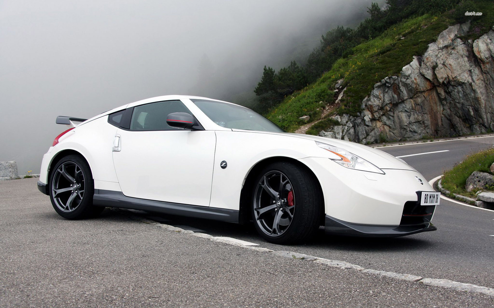 Res: 1920x1200, ... 2013 Nissan 370Z Nismo wallpaper  ...