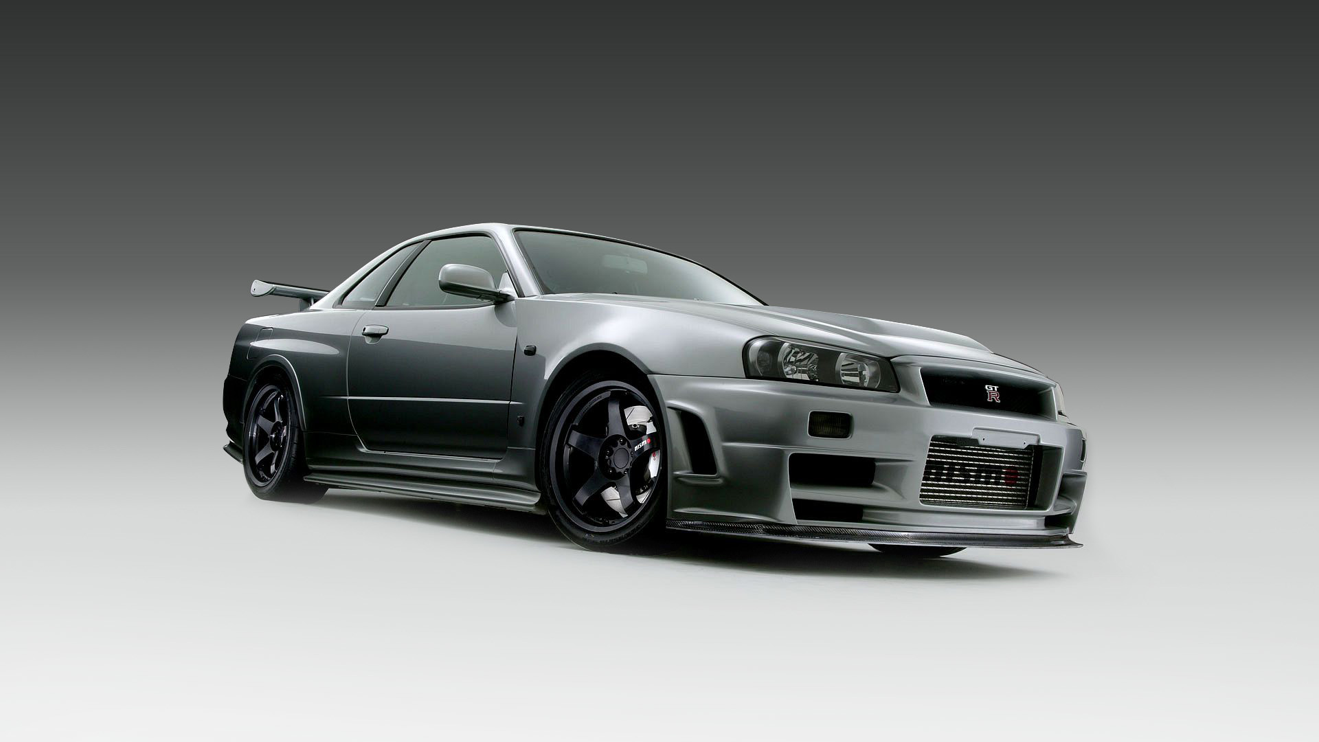 Res: 1920x1080, 2001 Nissan Skyline R34 GT R Nismo Wallpapers