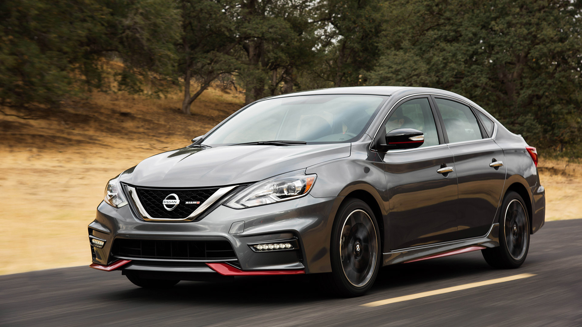 Res: 1920x1080, 2017 Nissan Sentra Nismo picture.