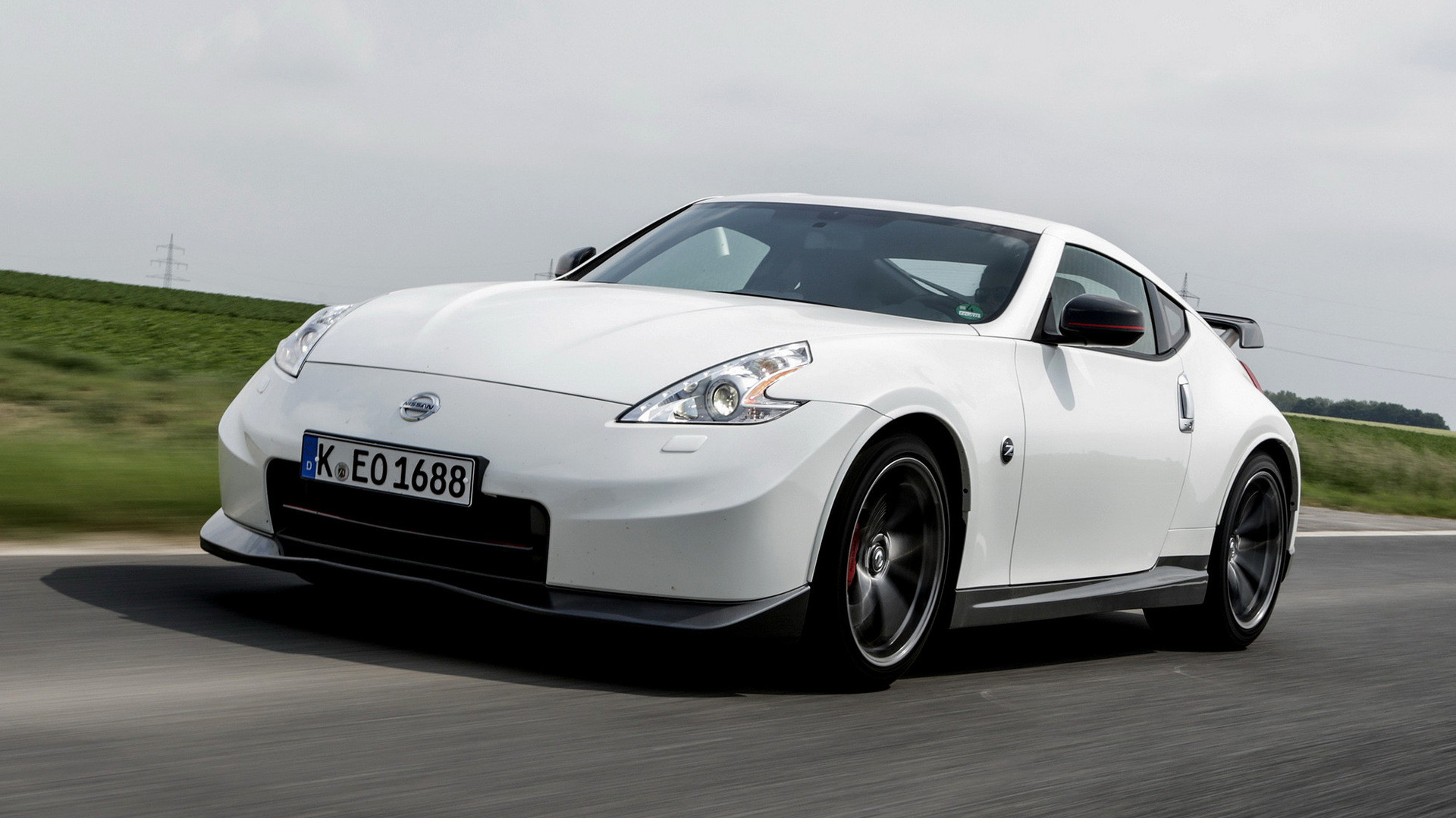 Res: 1920x1080, Nissan 370Z Nismo 2013 Wallpapers and HD Images Car Pixel