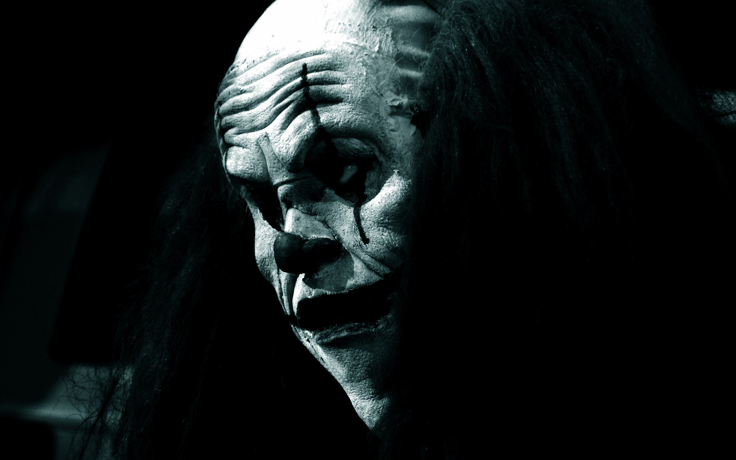 Res: 2559x1600, Scary clown wallpaper gothic Wallpapers 3d for desktop 3d pictures