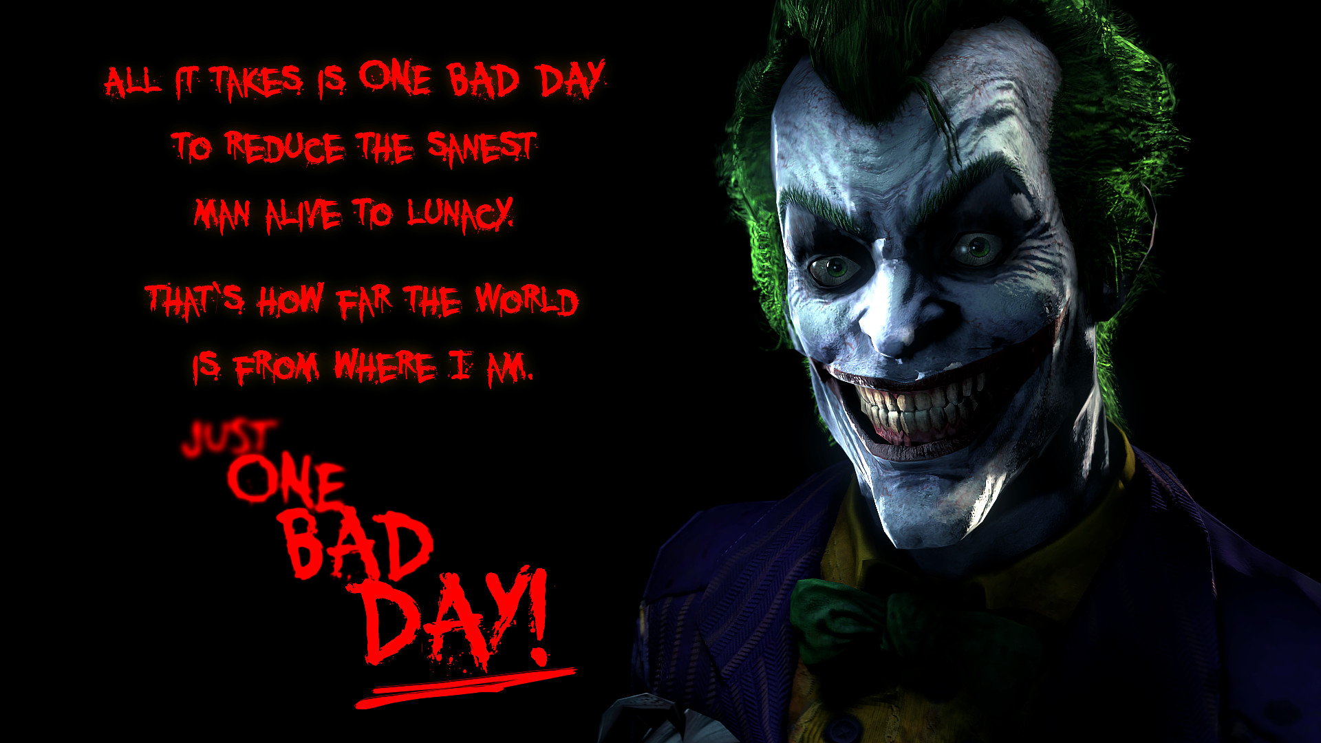 Res: 1920x1080, Joker Wallpaper The Bine