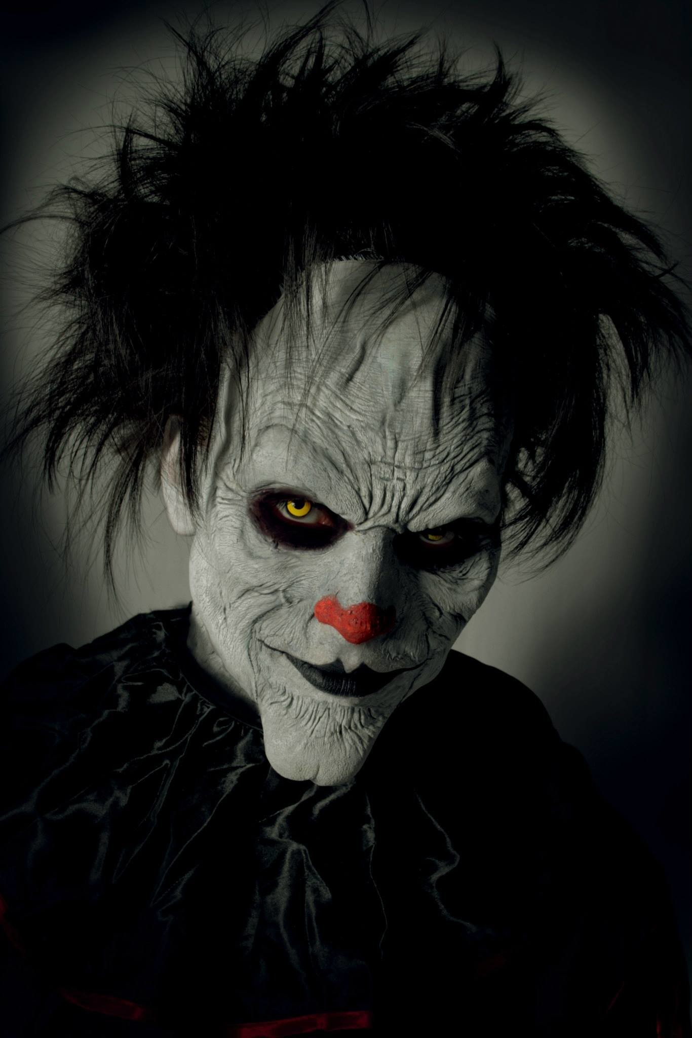 Res: 1366x2048, evil clown wallpaper #244321