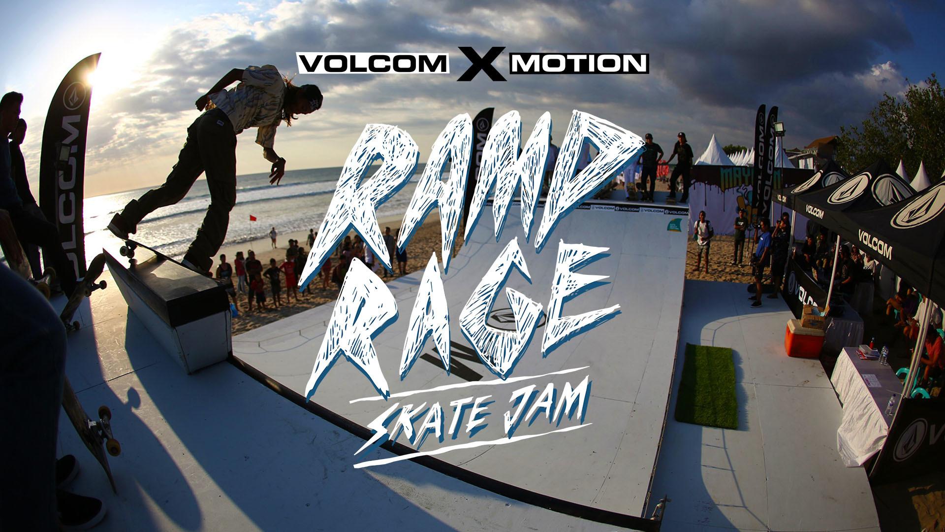 Res: 1920x1080, Motion X Volcom Ramp Rage