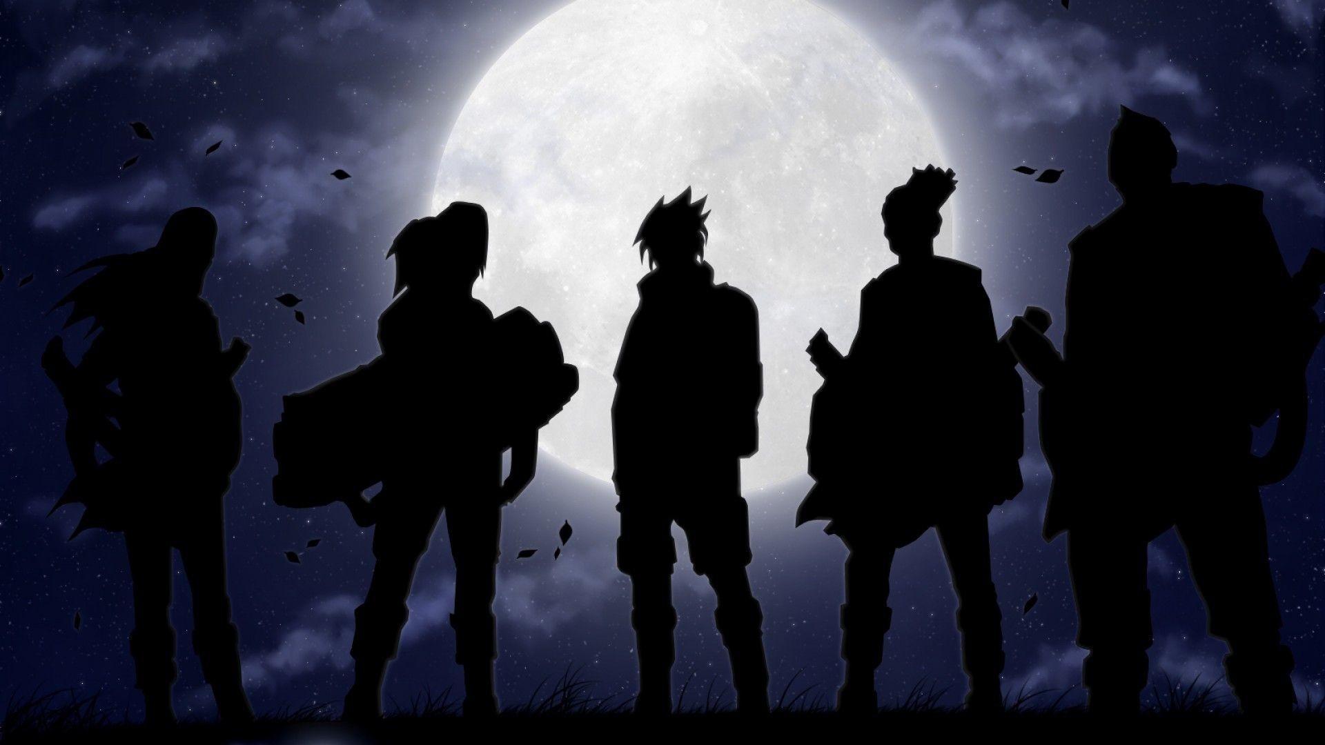 Res: 1920x1080,  Sasuke And Friends Orochimaru Wallpaper Wallpaper