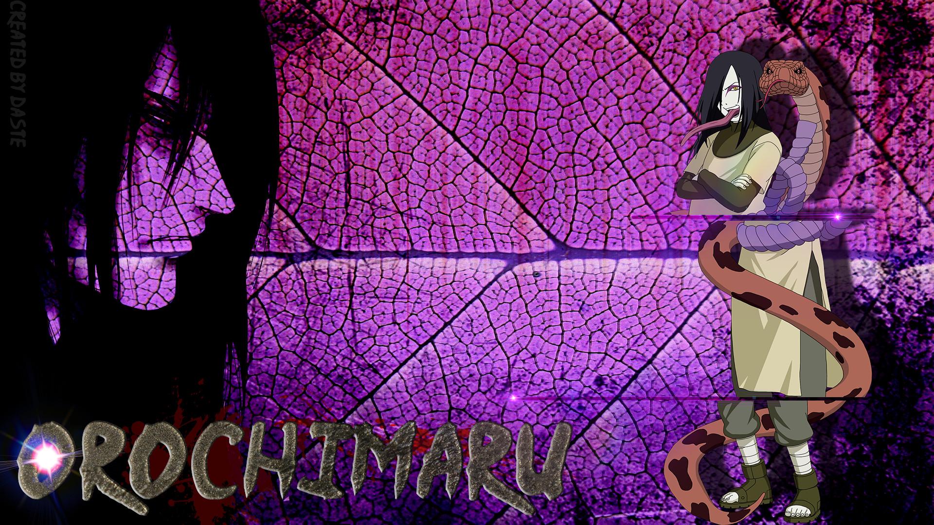Res: 1920x1080, Orochimaru Wallpaper by DaSte2016 Orochimaru Wallpaper by DaSte2016