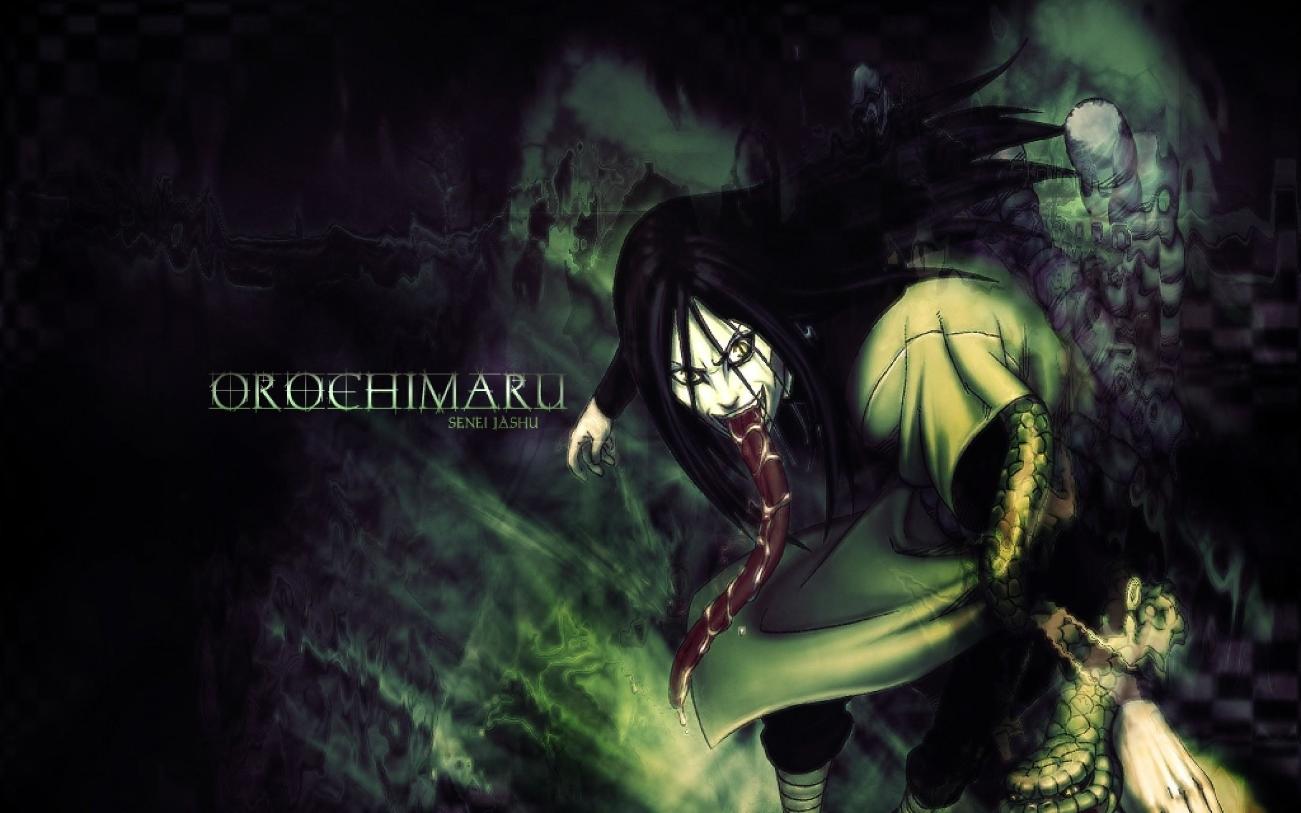 Res: 2560x1600, Orochimaru wallpaper 61 images