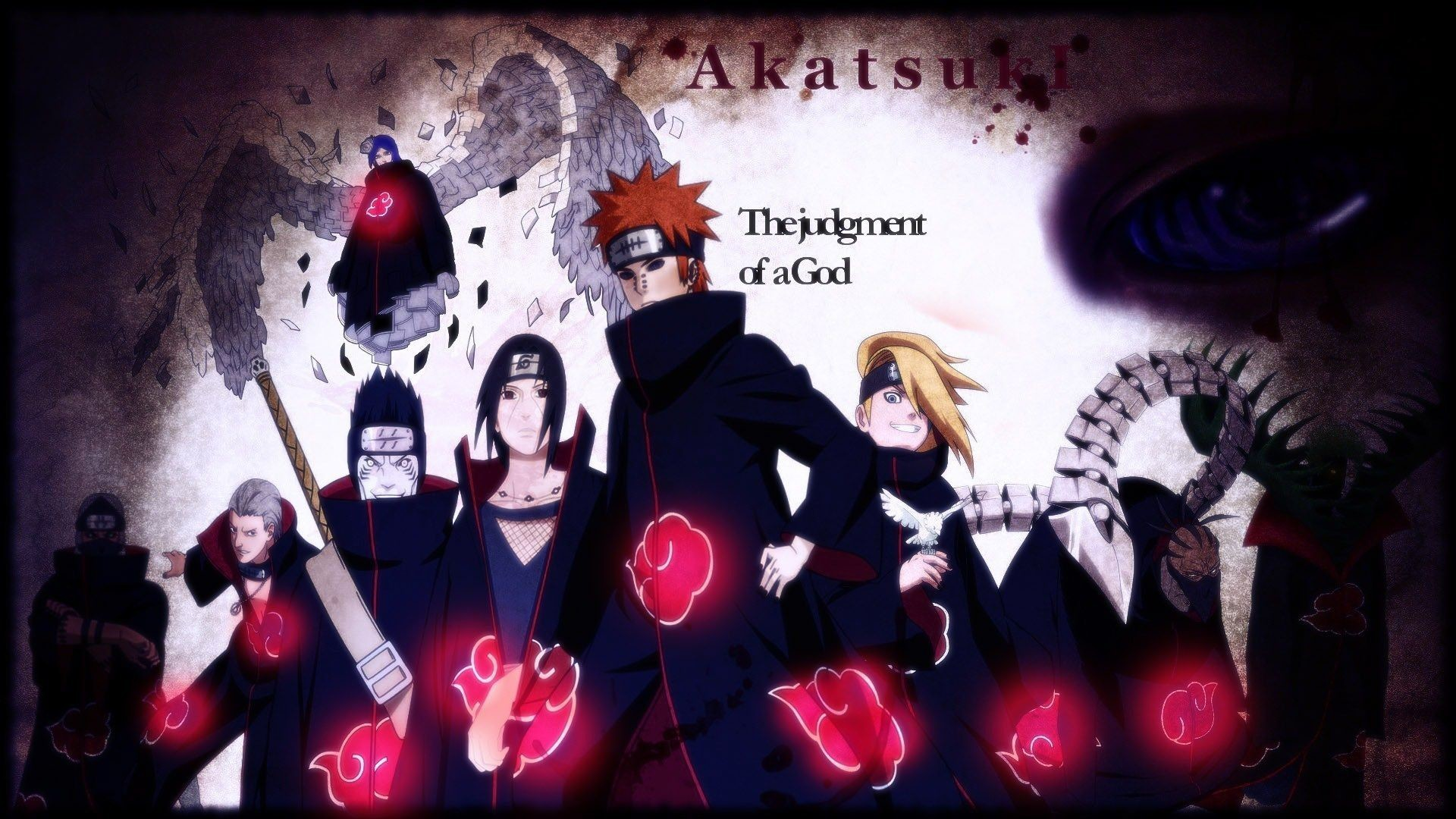 Res: 1920x1080,  Akatsuki Orochimaru Picture Wallpaper Desktop Hd Images For Iphone