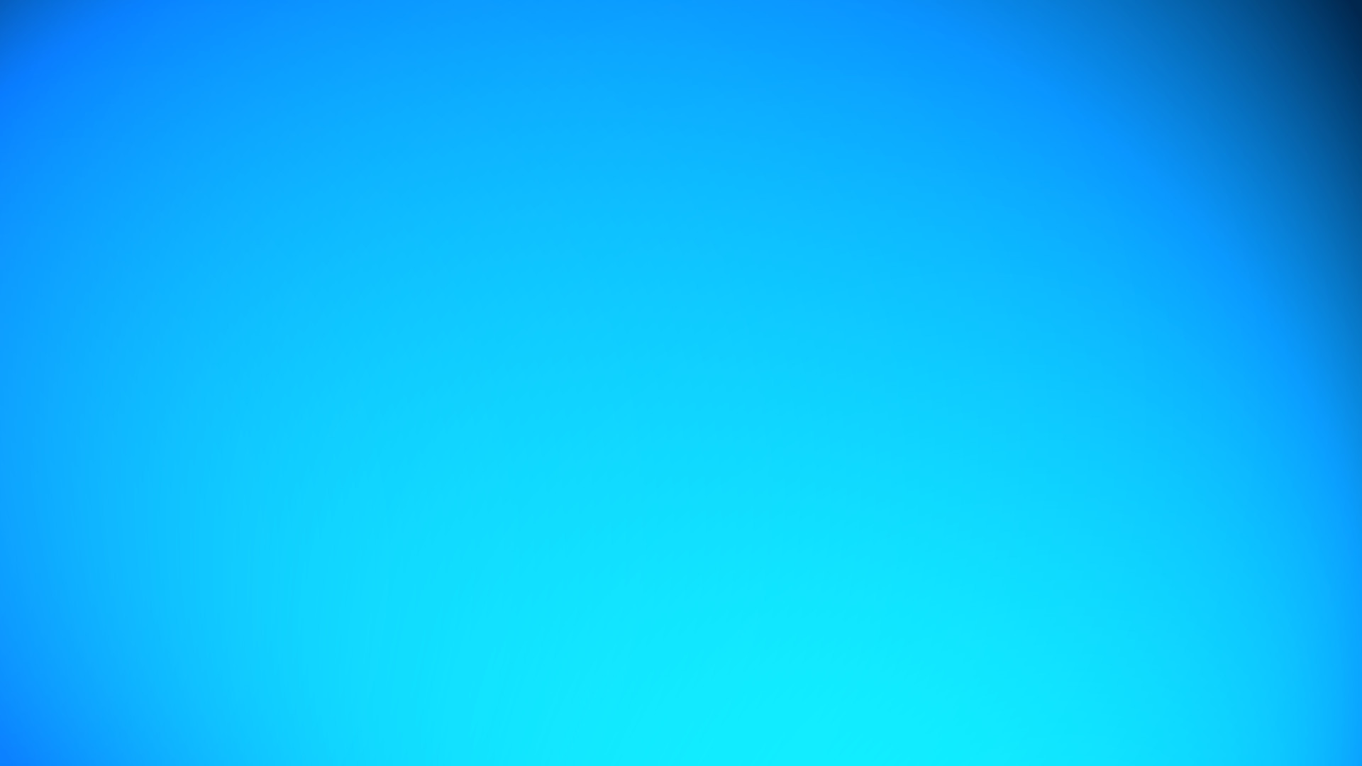Res: 1920x1080, Blue gradient Wallpaper 1080p.
