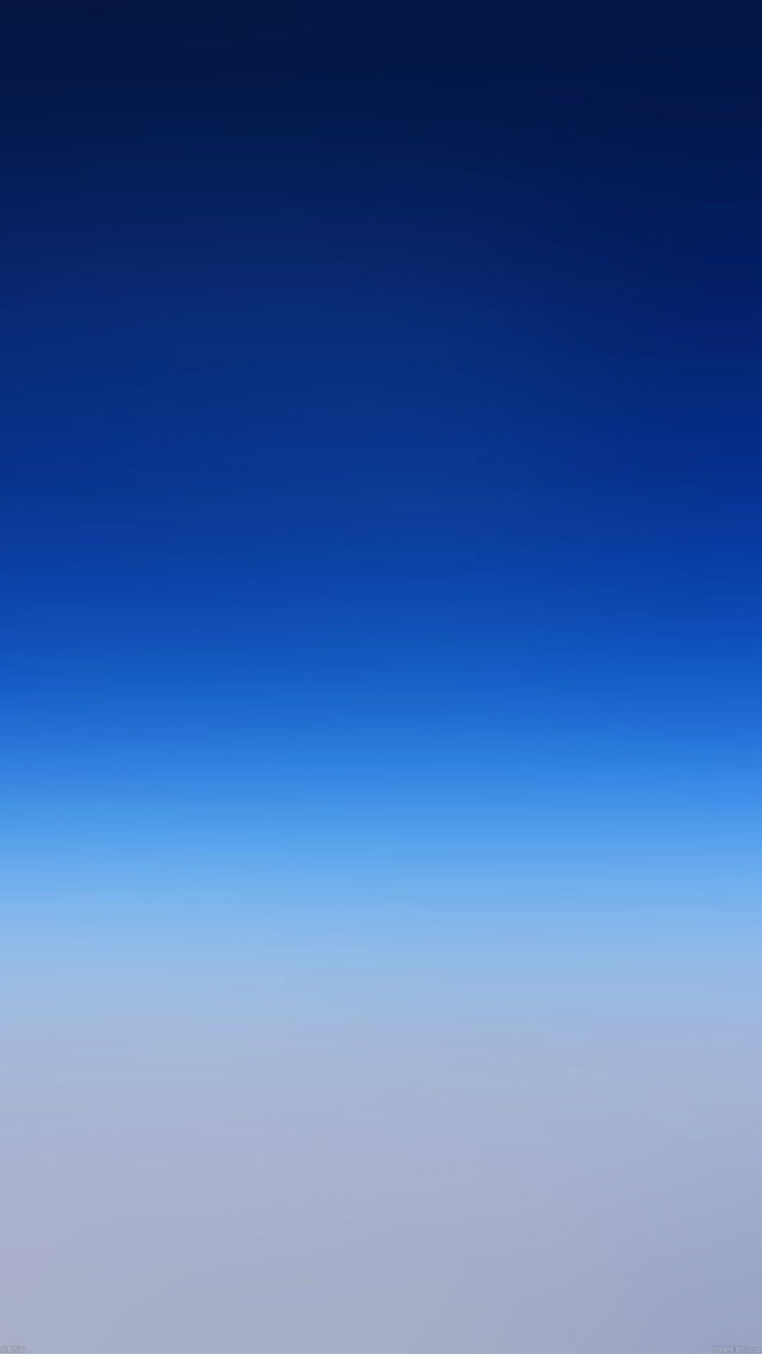 Res: 1080x1920, Abstract Pure Simple Blue Gradient Color Background #iPhone #6 #plus # wallpaper