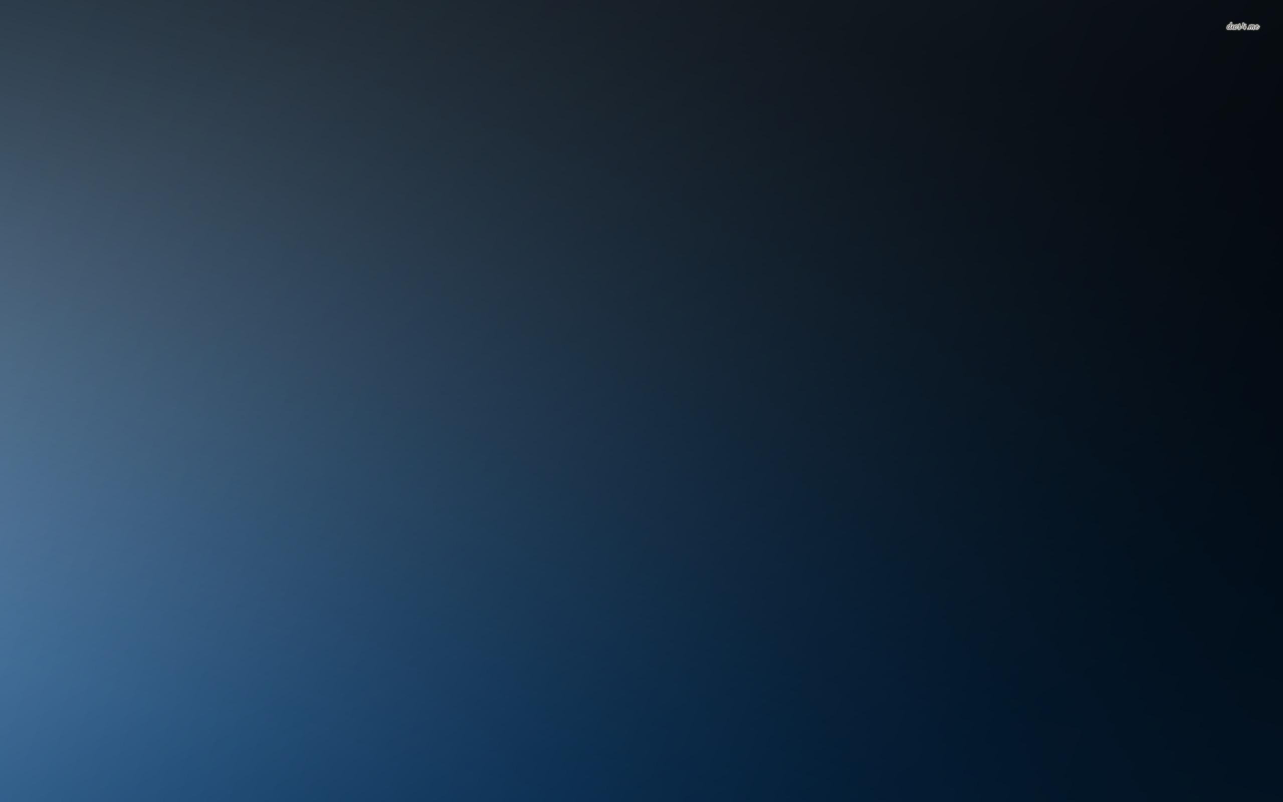 Res: 2560x1600, ... Blue gradient wallpaper  ...