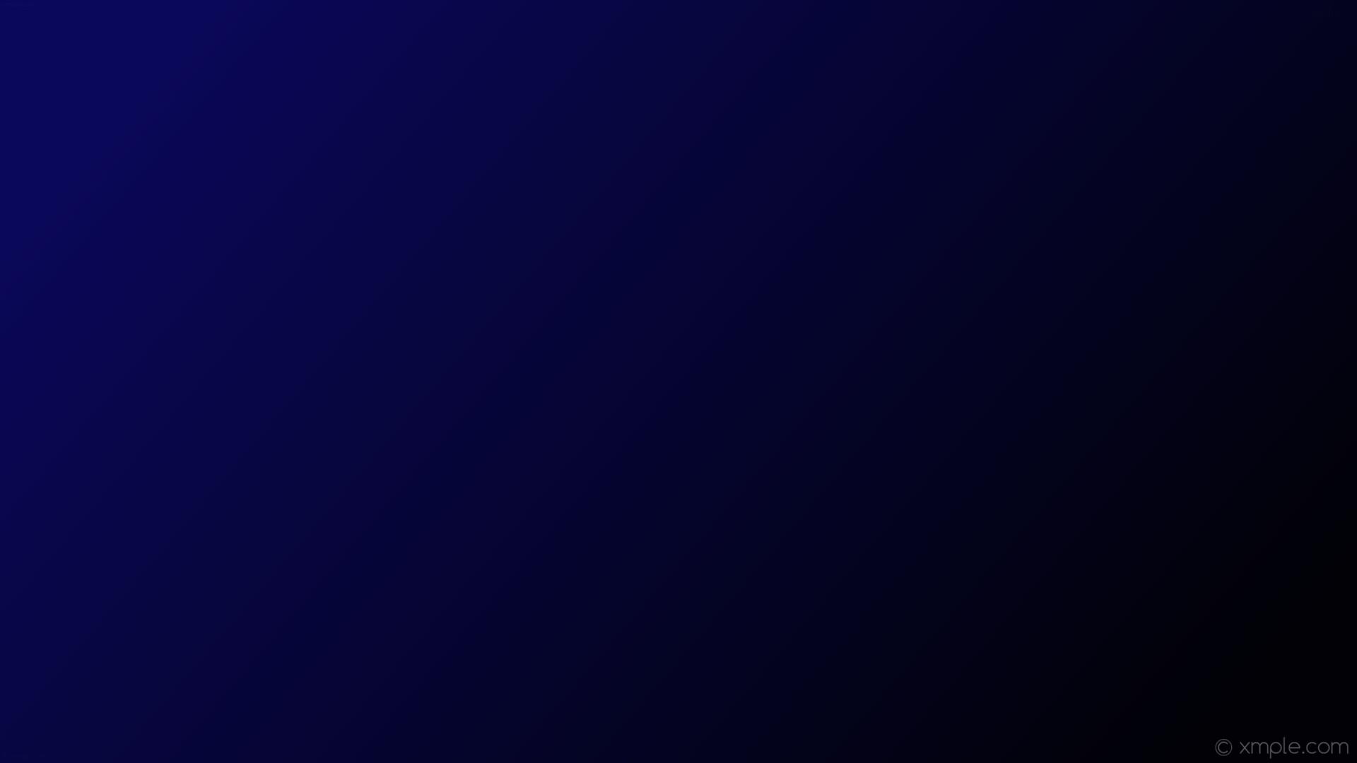 Res: 1920x1080, wallpaper black linear blue gradient dark blue #0a085b #010106 165°