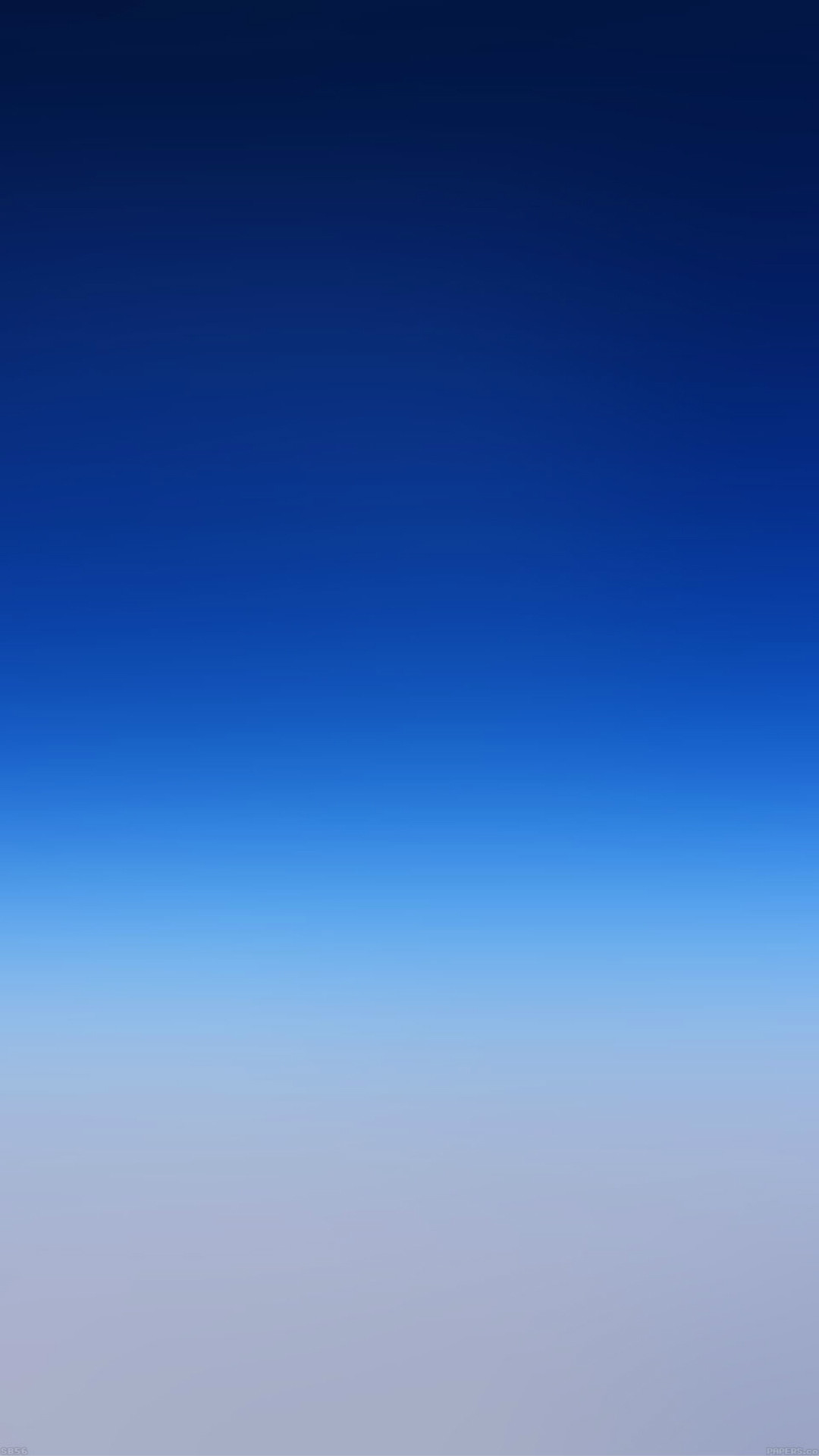 Res: 1080x1920,  Abstract Pure Simple Blue Gradient Color Background #iPhone #6  #plus #wallpaper