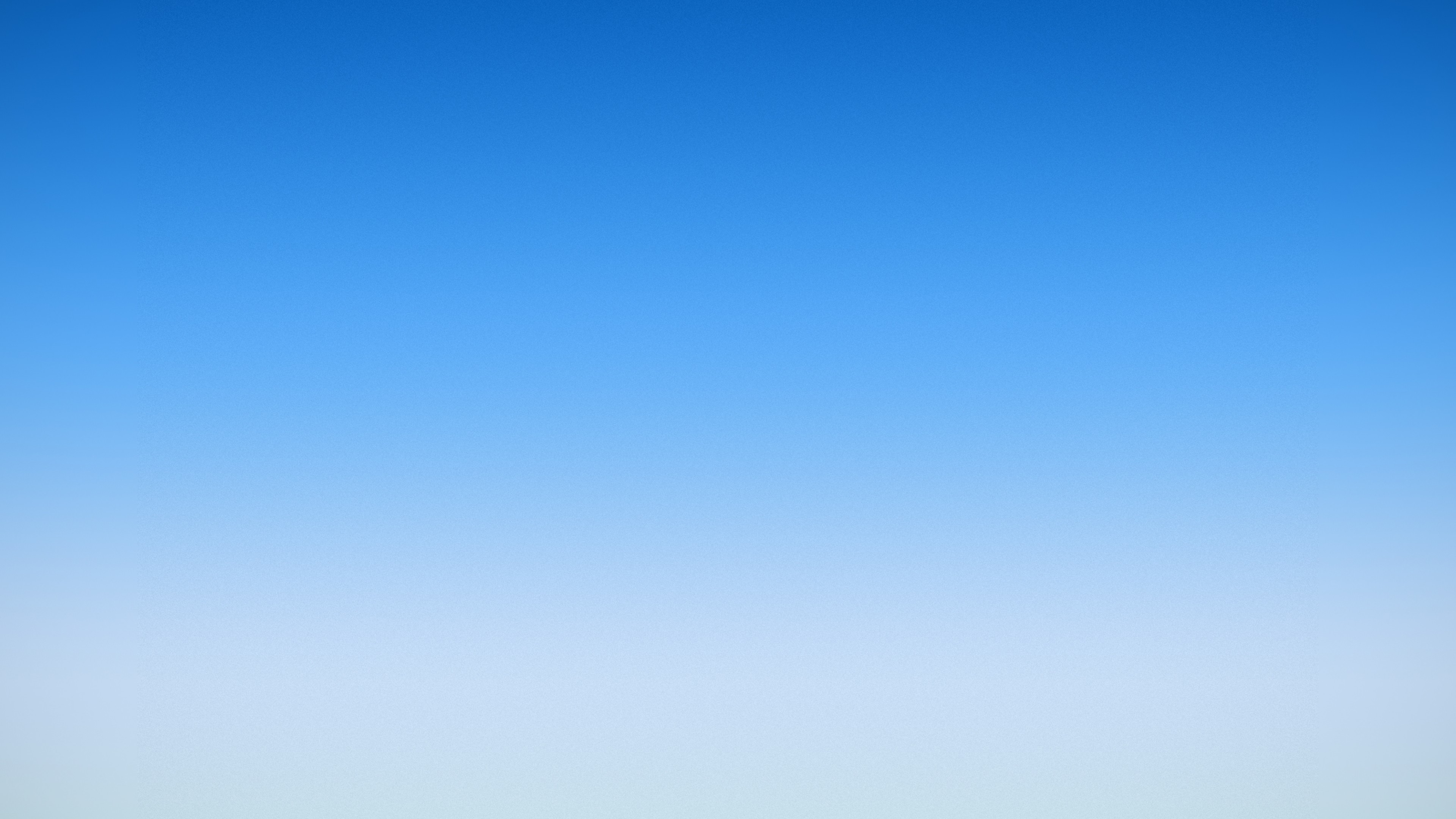 Res: 3840x2160, Minimal / Blue Wallpaper