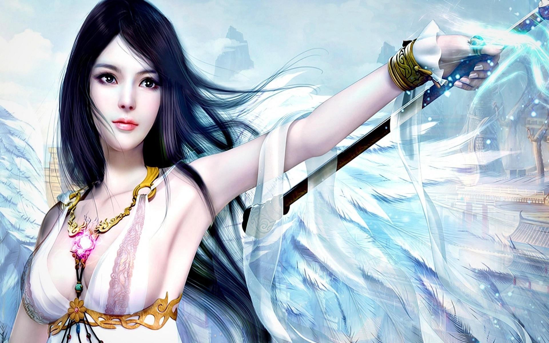 Fantasy Female Wallpapers Hd Wallpaper Collections 4kwallpaper