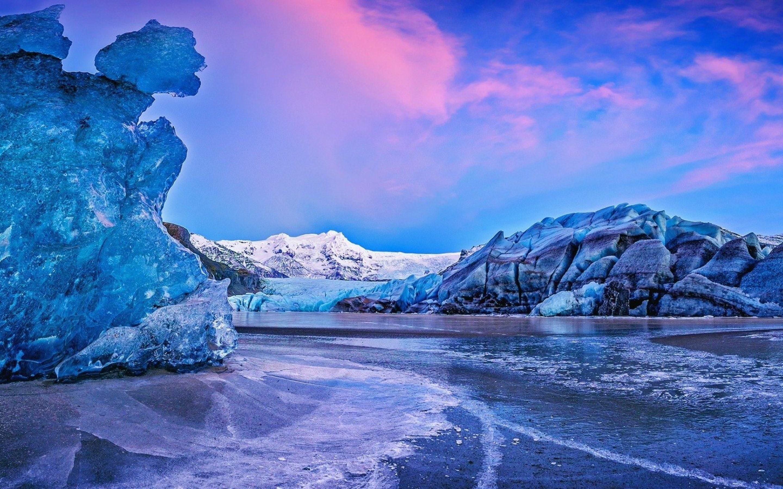 Res: 2880x1800, Best Glacier Backgrounds. Â«