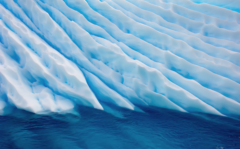 Res: 2880x1800, Glacier Wallpaper 10 - 2880 X 1800