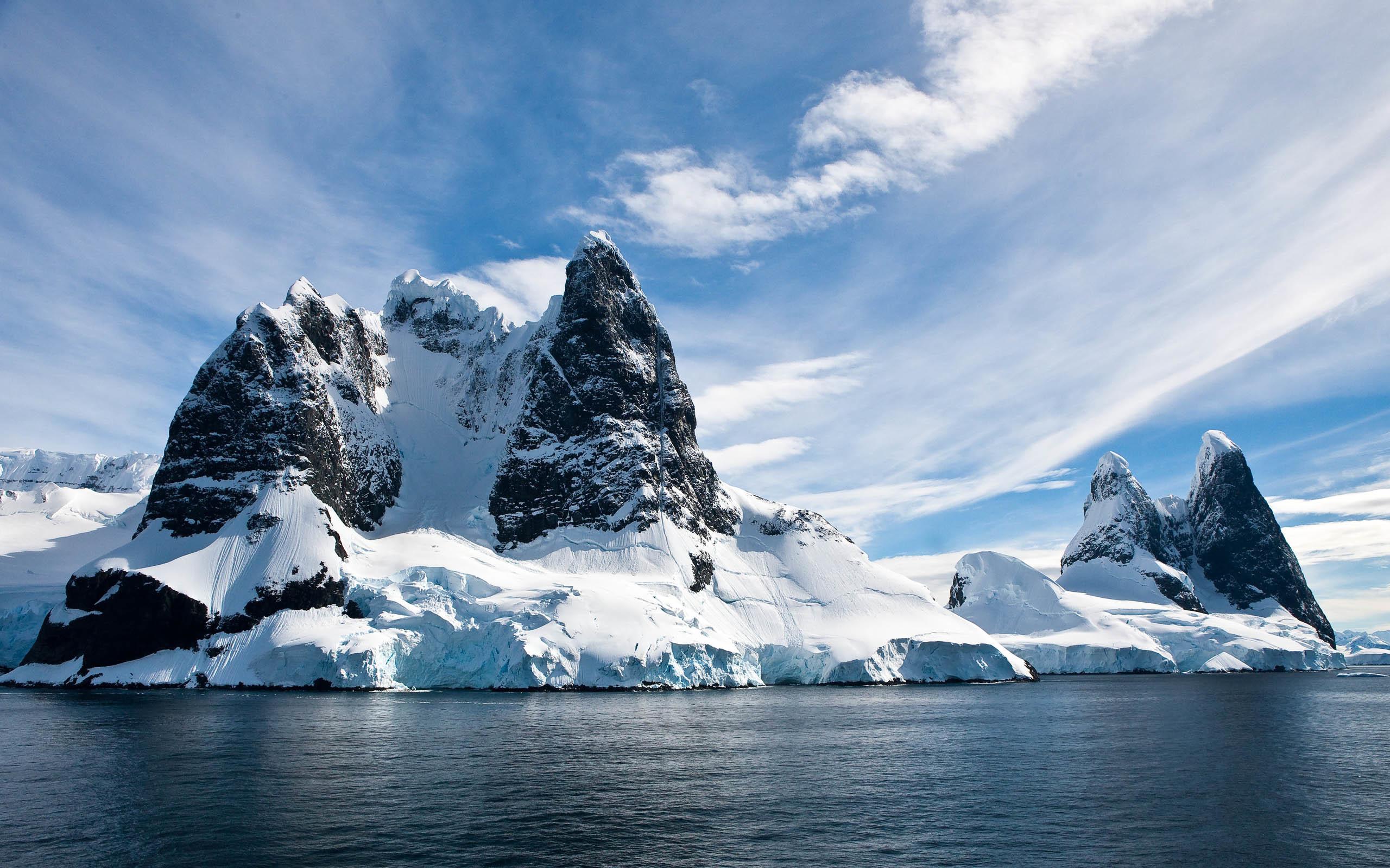 Res: 2560x1600, Glacier Wallpaper 19 - 2560 X 1600