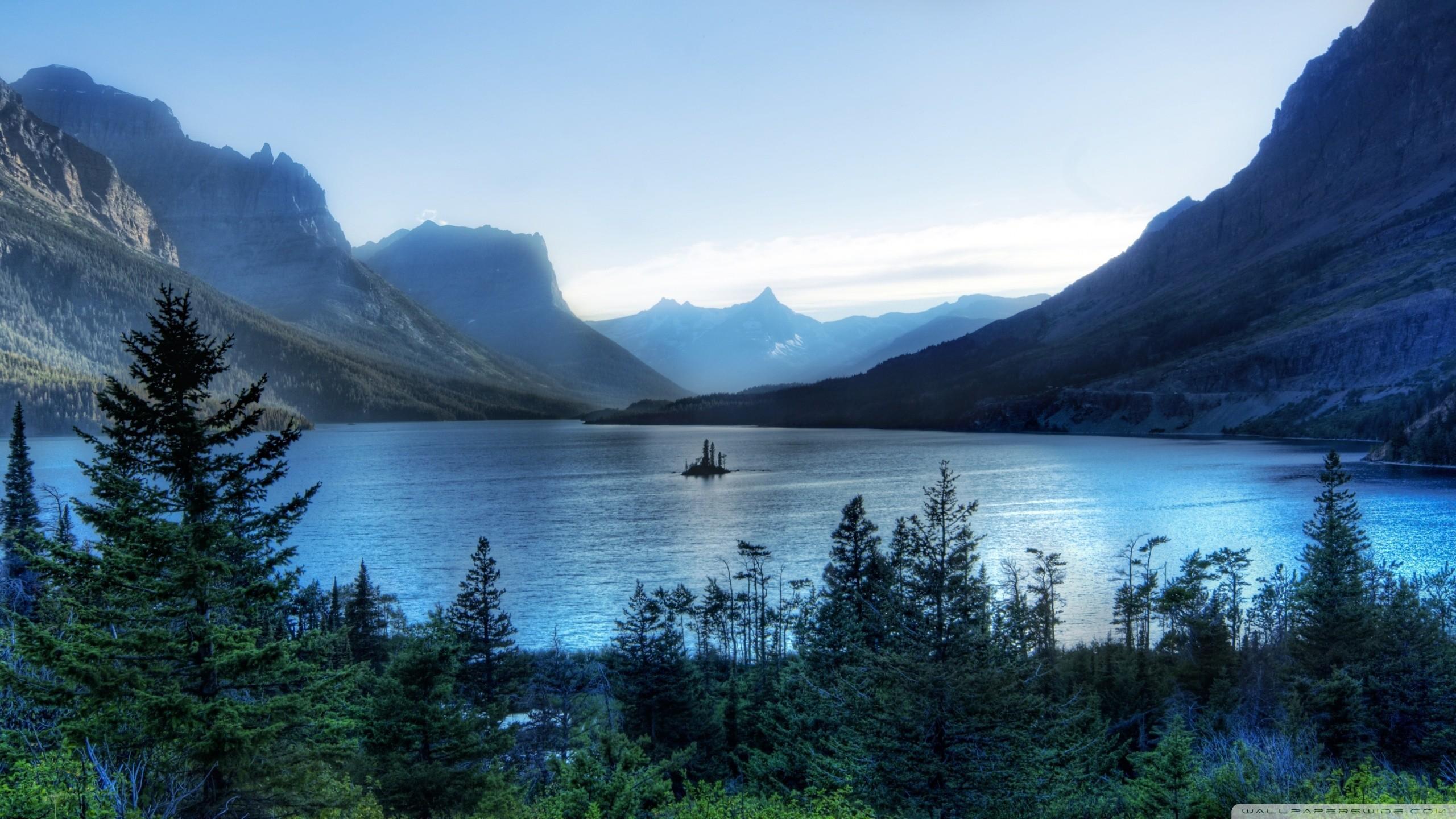 Res: 2560x1440, Glacier National Park Wallpapers