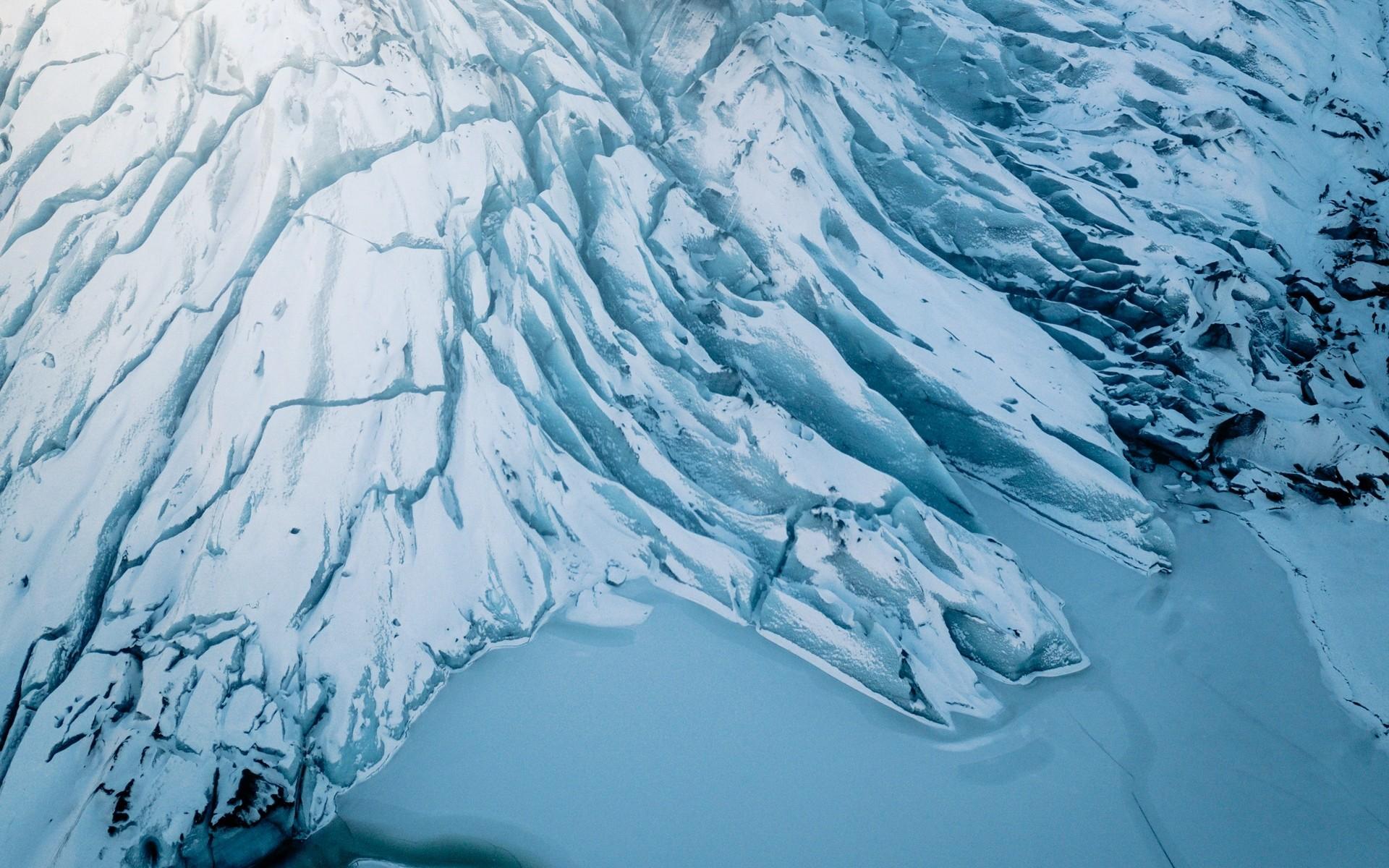 Res: 1920x1200, Mountain glacier wallpaper HD