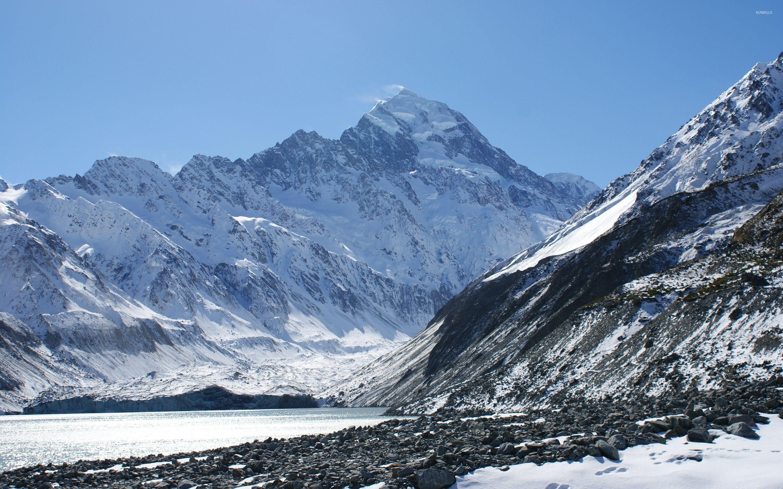 Res: 2880x1800, Glacier wallpaper