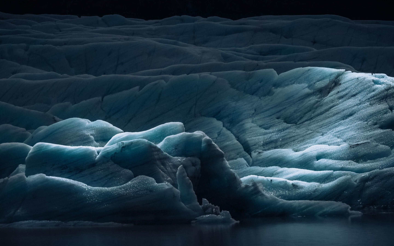 Res: 2880x1800, Nature / Glacier Wallpaper
