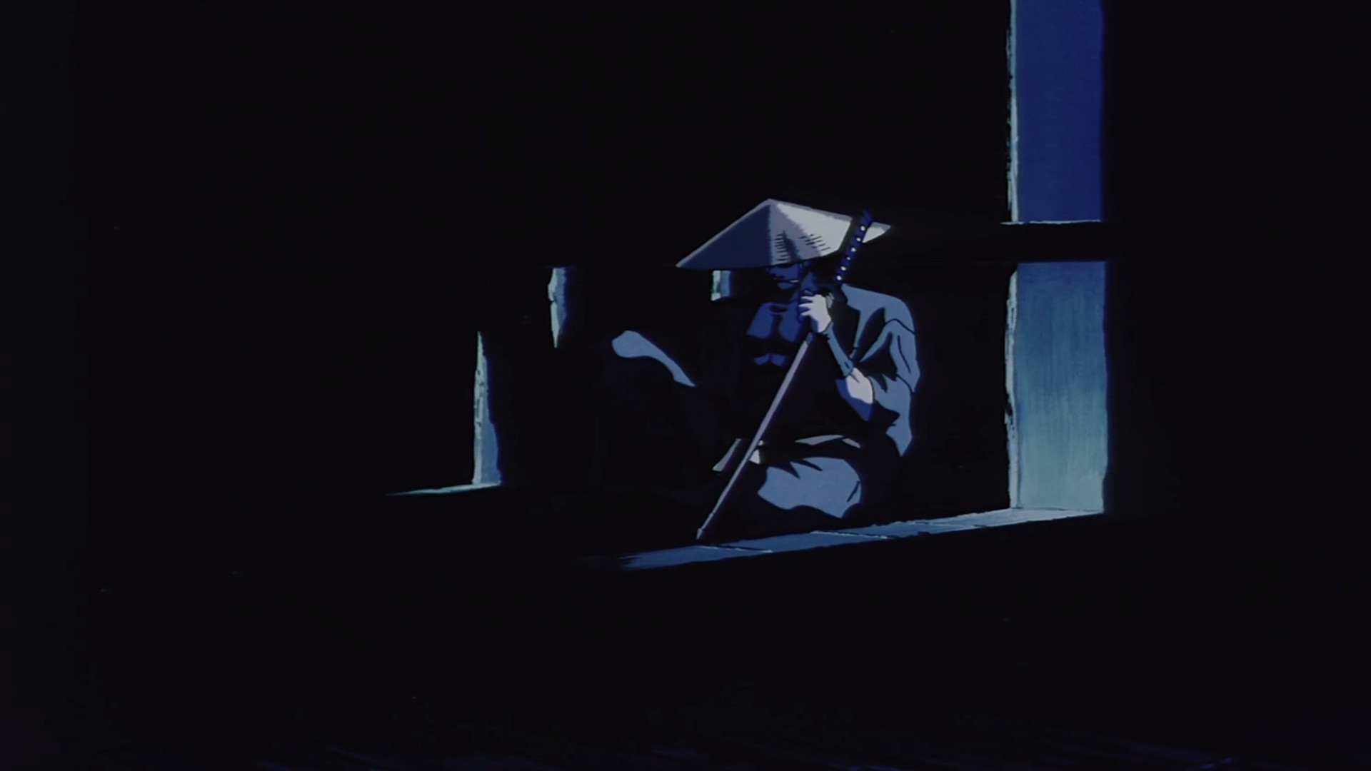 Res: 1920x1080, Jubei Kibagami from Ninja Scroll [1920 x 1080] ...