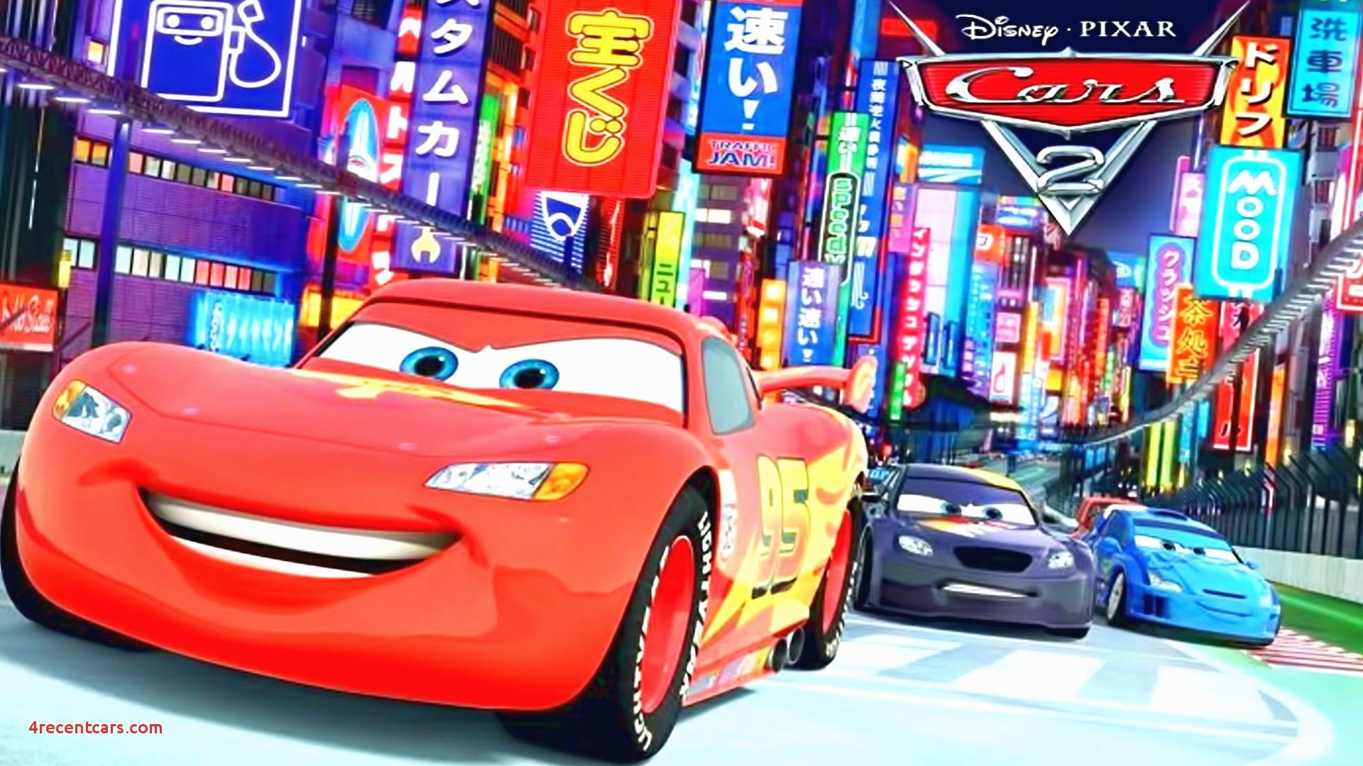 Res: 1920x1080, Back to 64+ Lightning McQueen Wallpapers