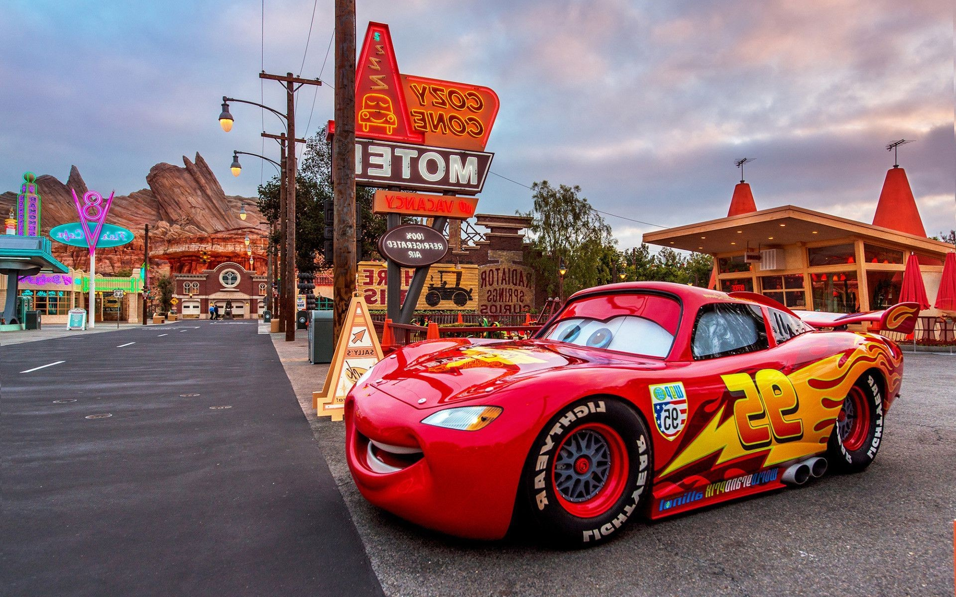 Res: 1920x1200, Disney Cars Backgrounds Free Download Groovy Wallpapers