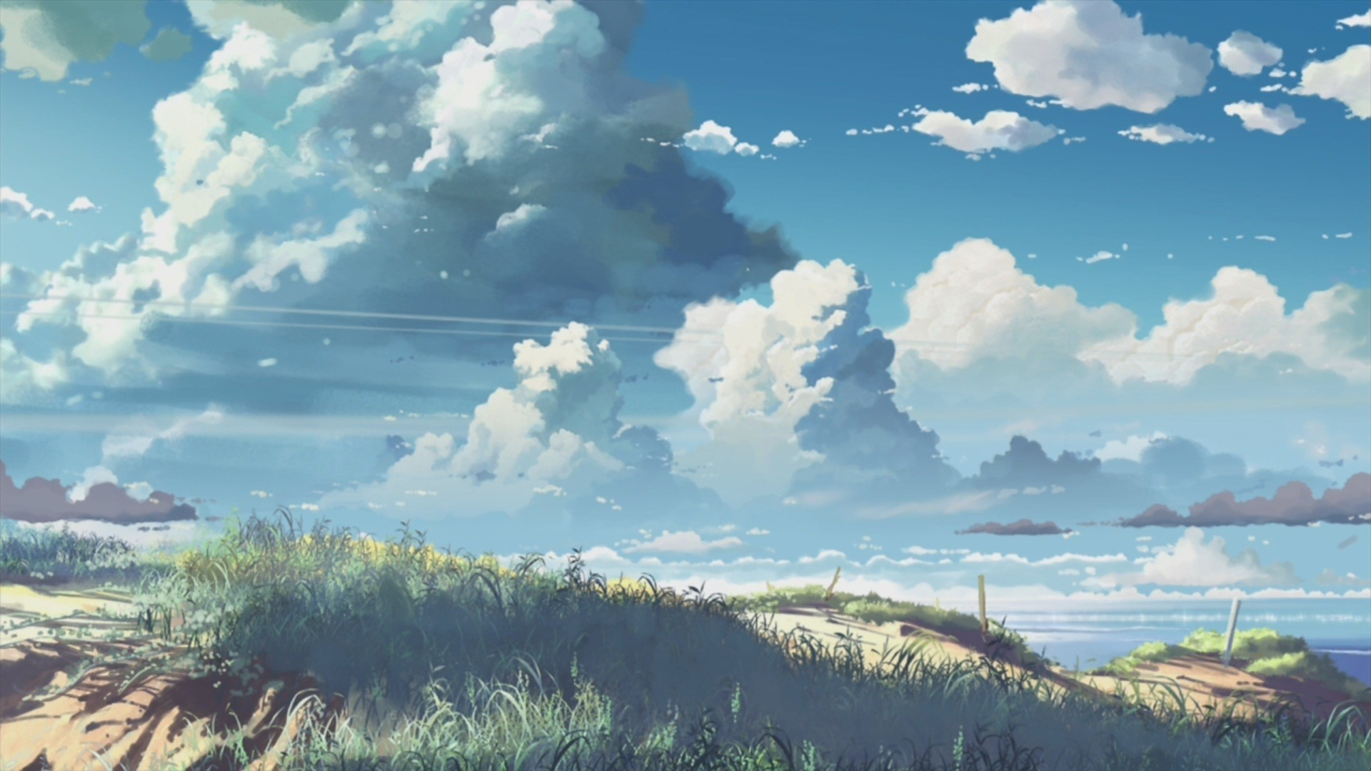 Res: 1920x1080, Anime Nature Wallpaper 39