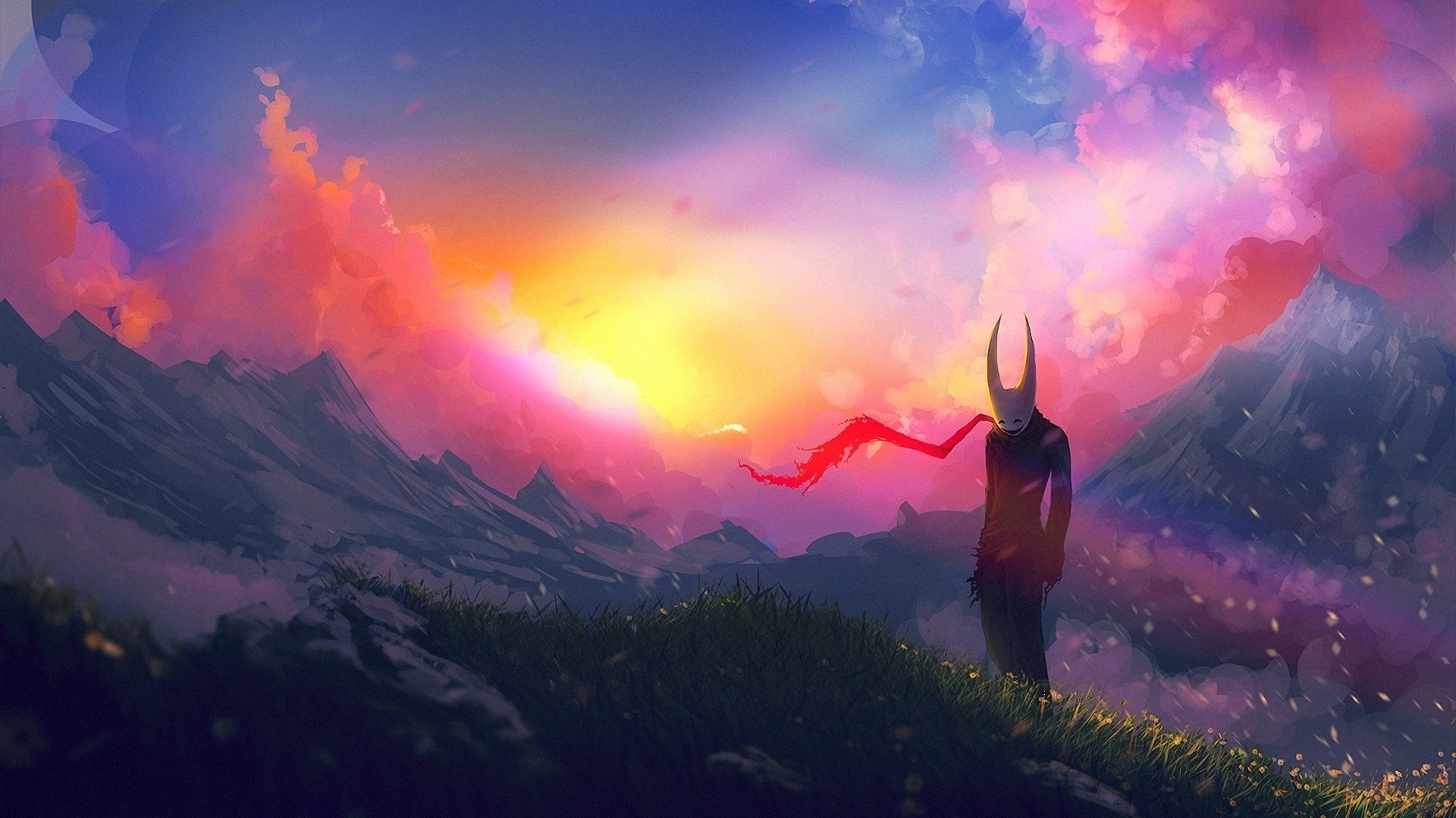 Res: 1920x1080, Anime In Nature
