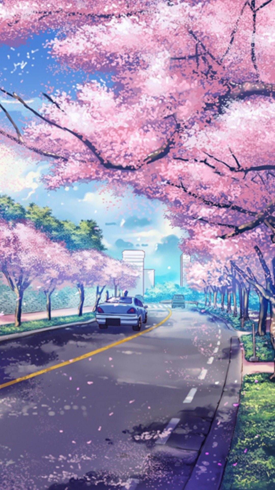 """Res: 1080x1920, Best of Anime Scenery iPhone Wallpaper Download - Search Results for """"anime  scenery iphone wallpaper"""