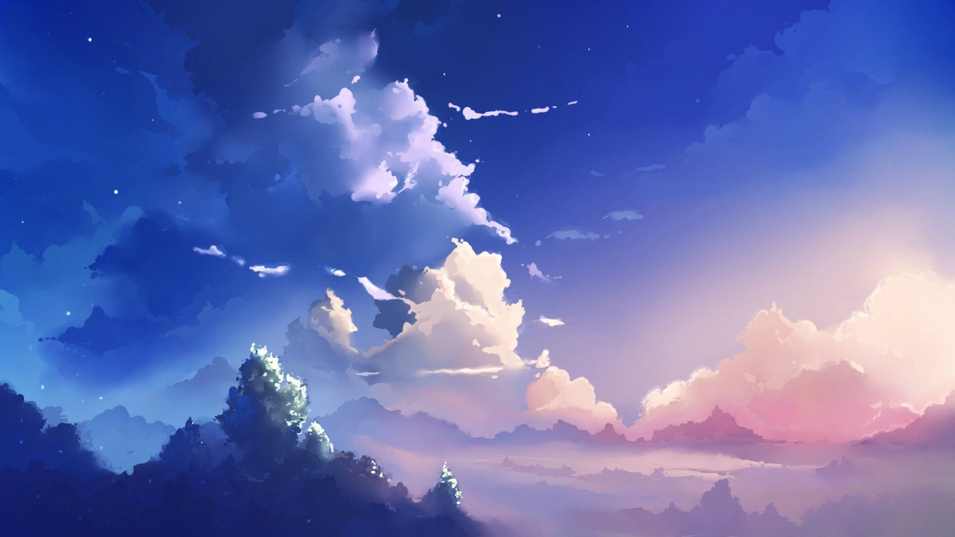 Res: 1920x1080, Anime Scenery Wallpaper Tumblr Hd Pictures 4 HD Wallpapers