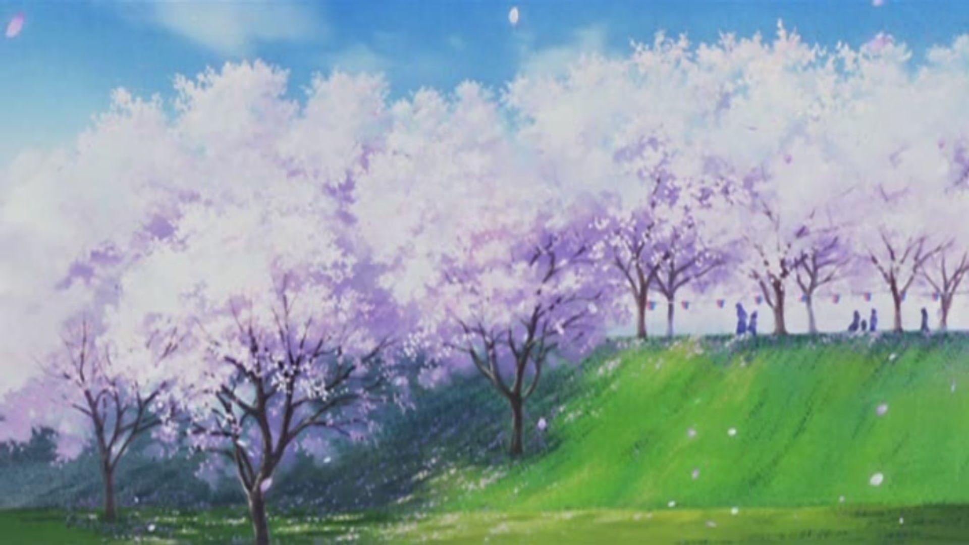 Res: 1920x1080, x Anime Scenery Boy Under Tree Anime Scenery Wallpapers
