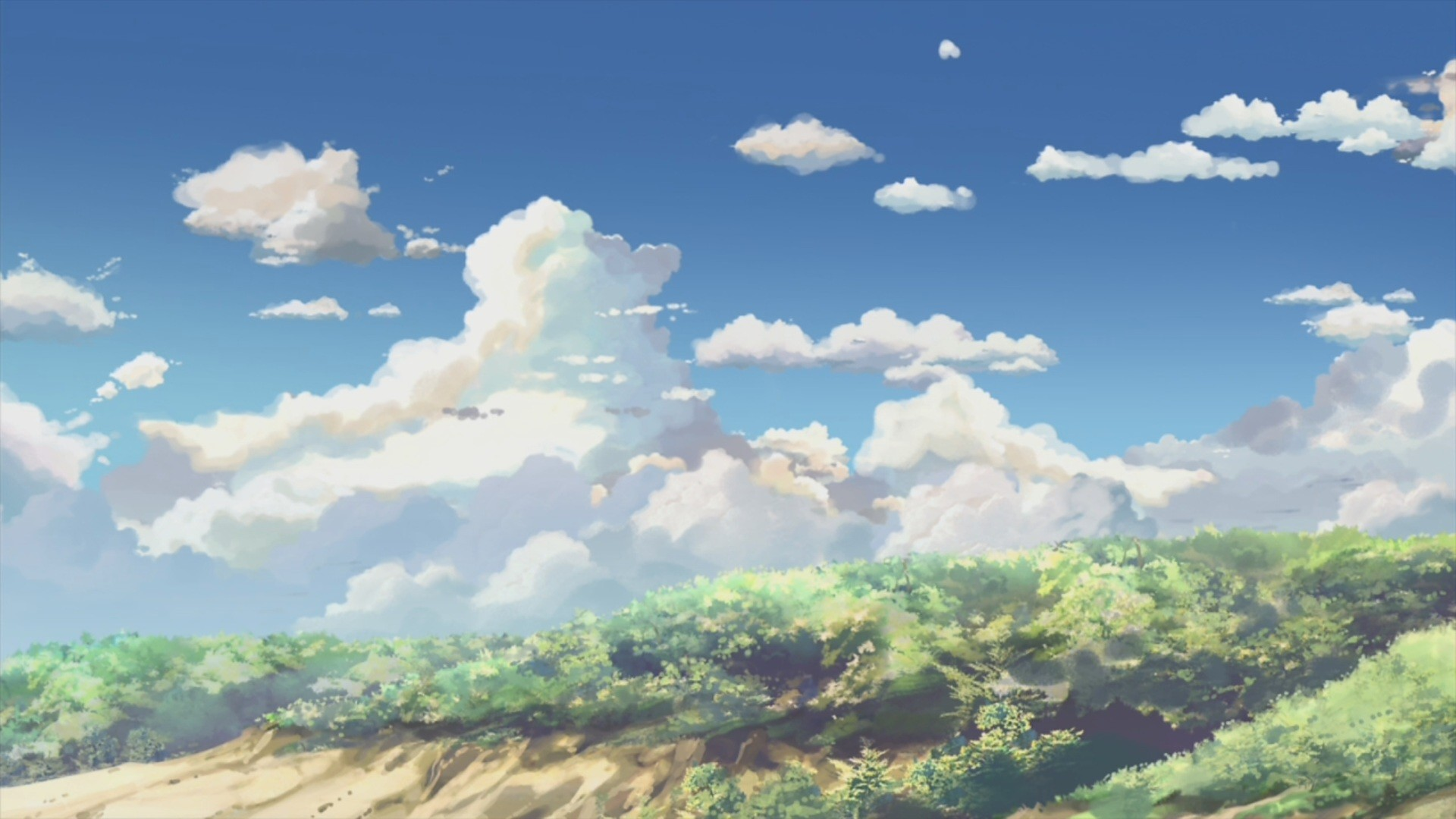 Res: 1920x1080, Anime Scenery Wallpaper 1920X1080 Hd Cool 7 HD Wallpapers