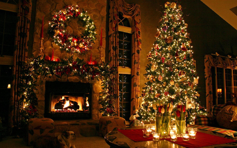 Res: 2880x1800, Christmas Wallpaper 8