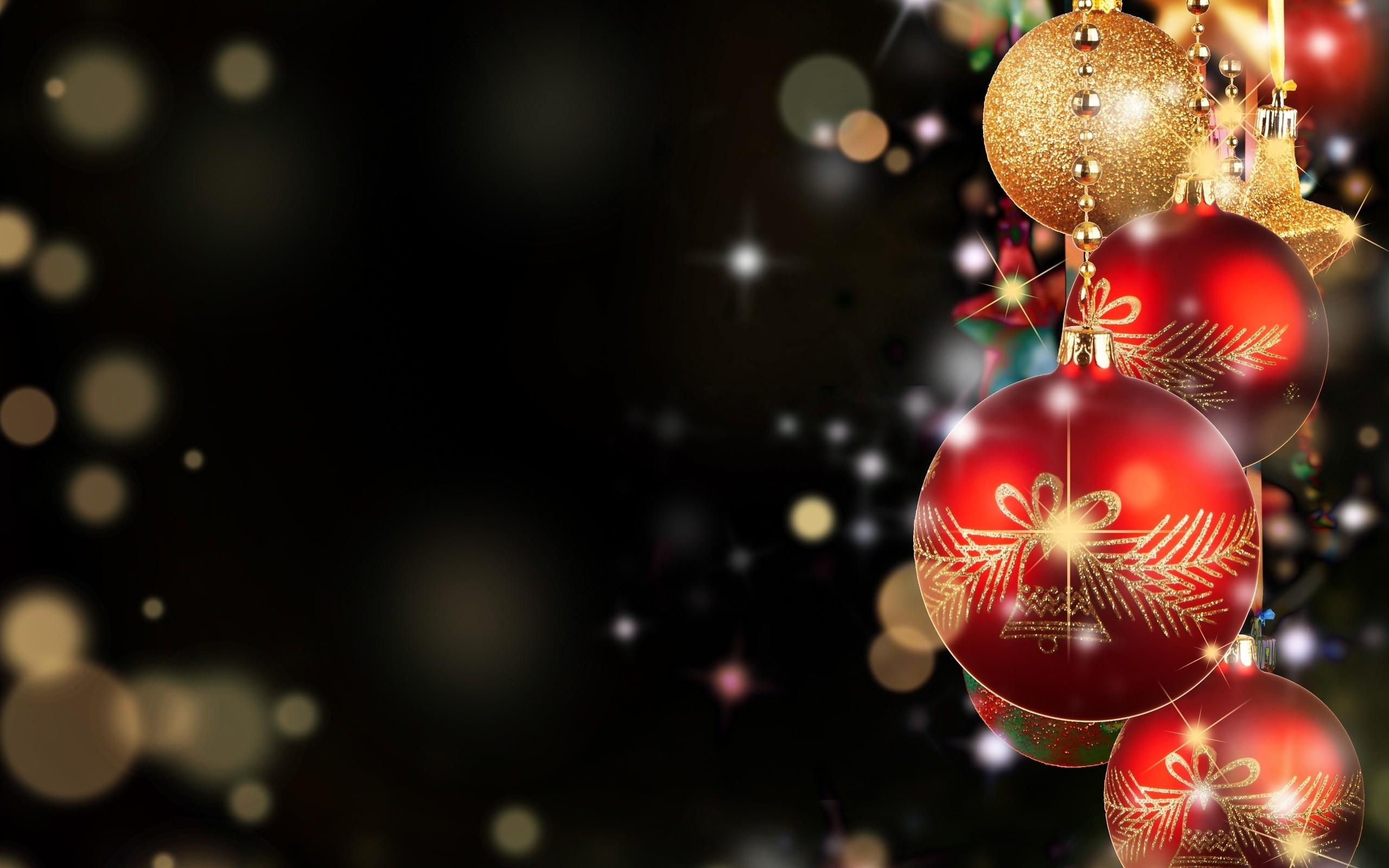 Res: 2560x1600, Christmas Wallpaper HD.