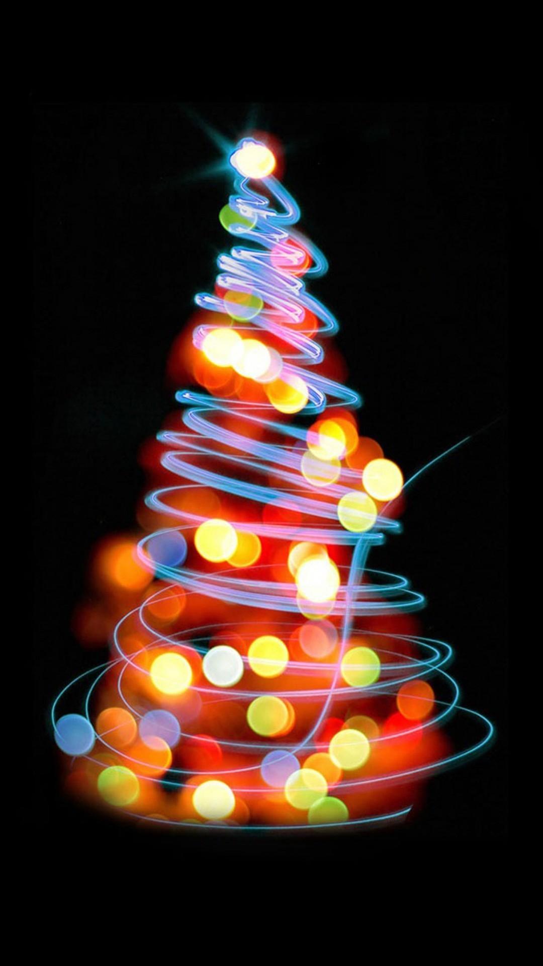 Res: 1080x1920, Christmas Tree Lights