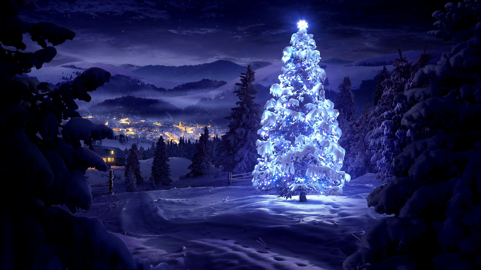Res: 1920x1080, Christmas Tree Wallpapers Full Hd