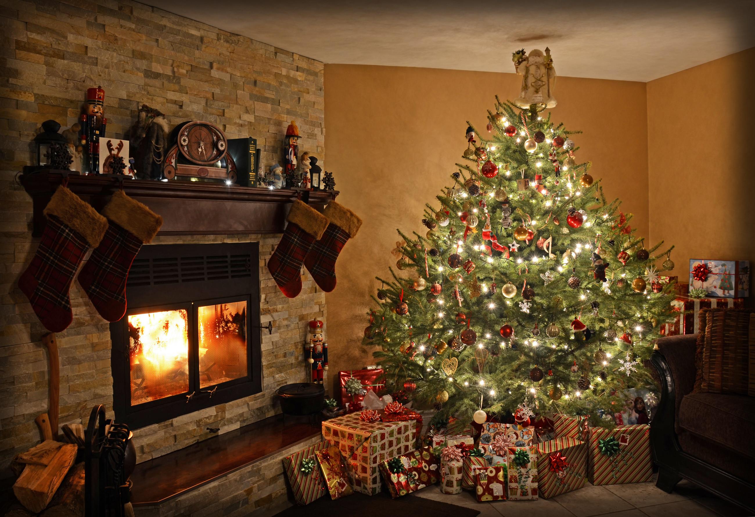 Res: 2600x1783, Christmas HD Wallpaper