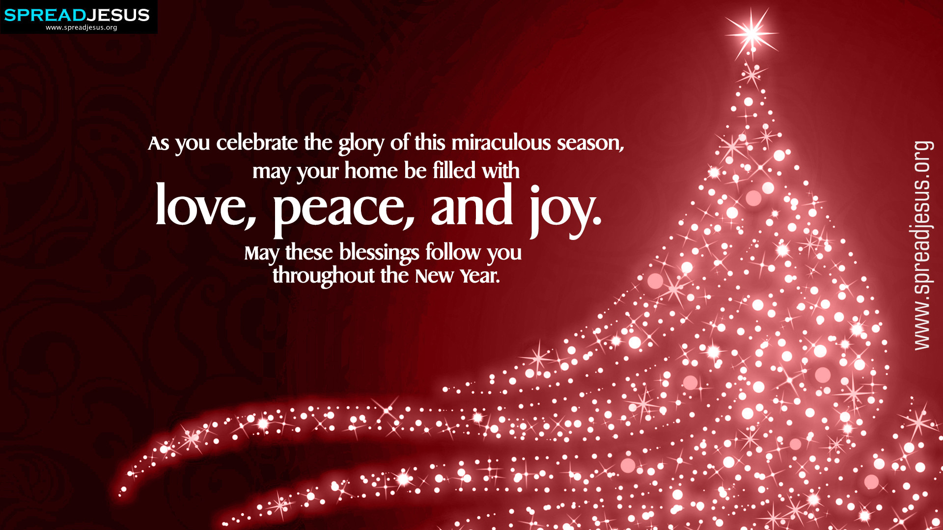 Res: 1920x1080, Happy Christmas Hd Wallpapers Free Download-Happy New Year HD Wallpapers