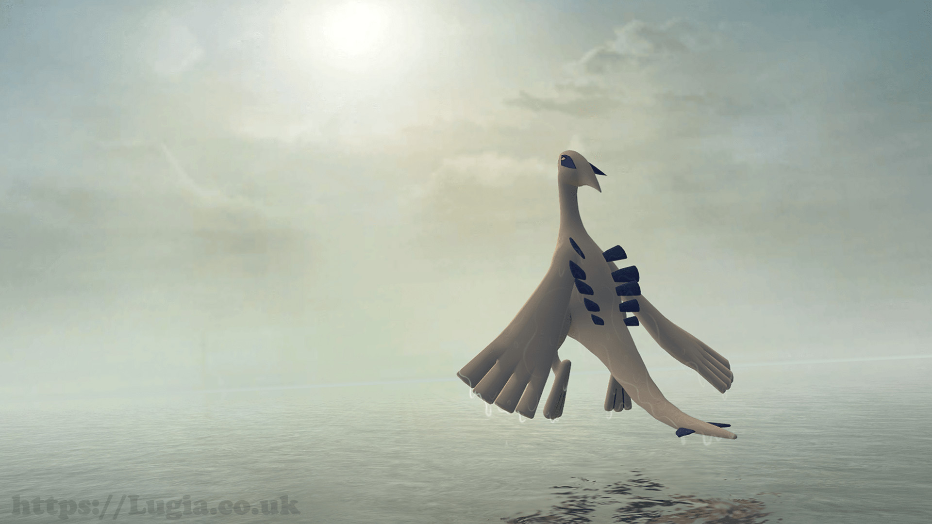 Res: 1920x1080, ... Pokemon.c The Sky Temple of Lugia and Articuno | Pok©mon Wallpaper