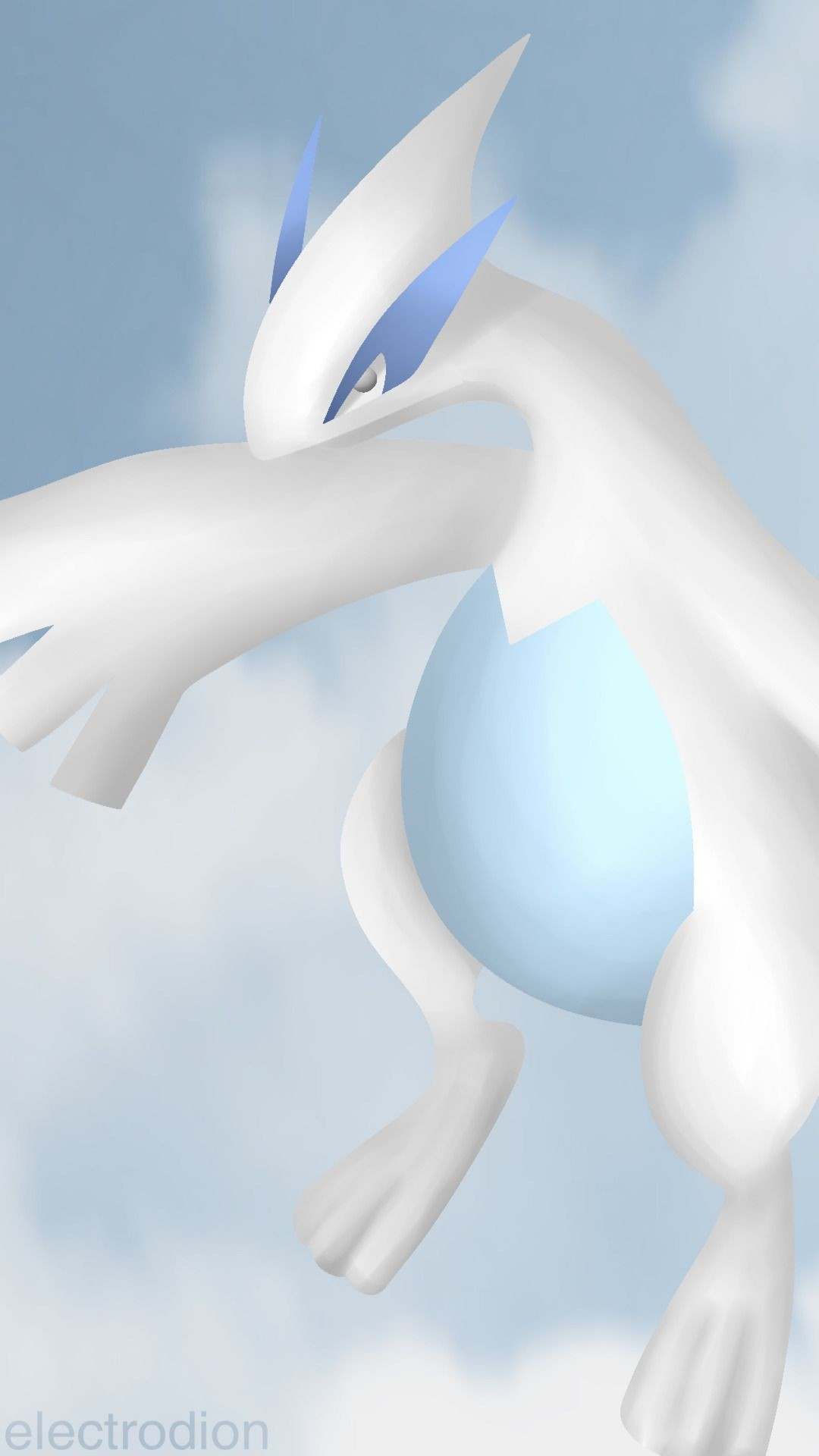 Res: 1080x1920, [ Full HD Pokémon Smartphone Wallpaper ] Lugia | ルギア | Rugia This was a free